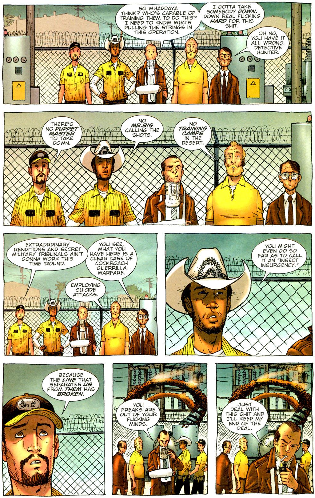 Read online The Exterminators comic -  Issue #9 - 14