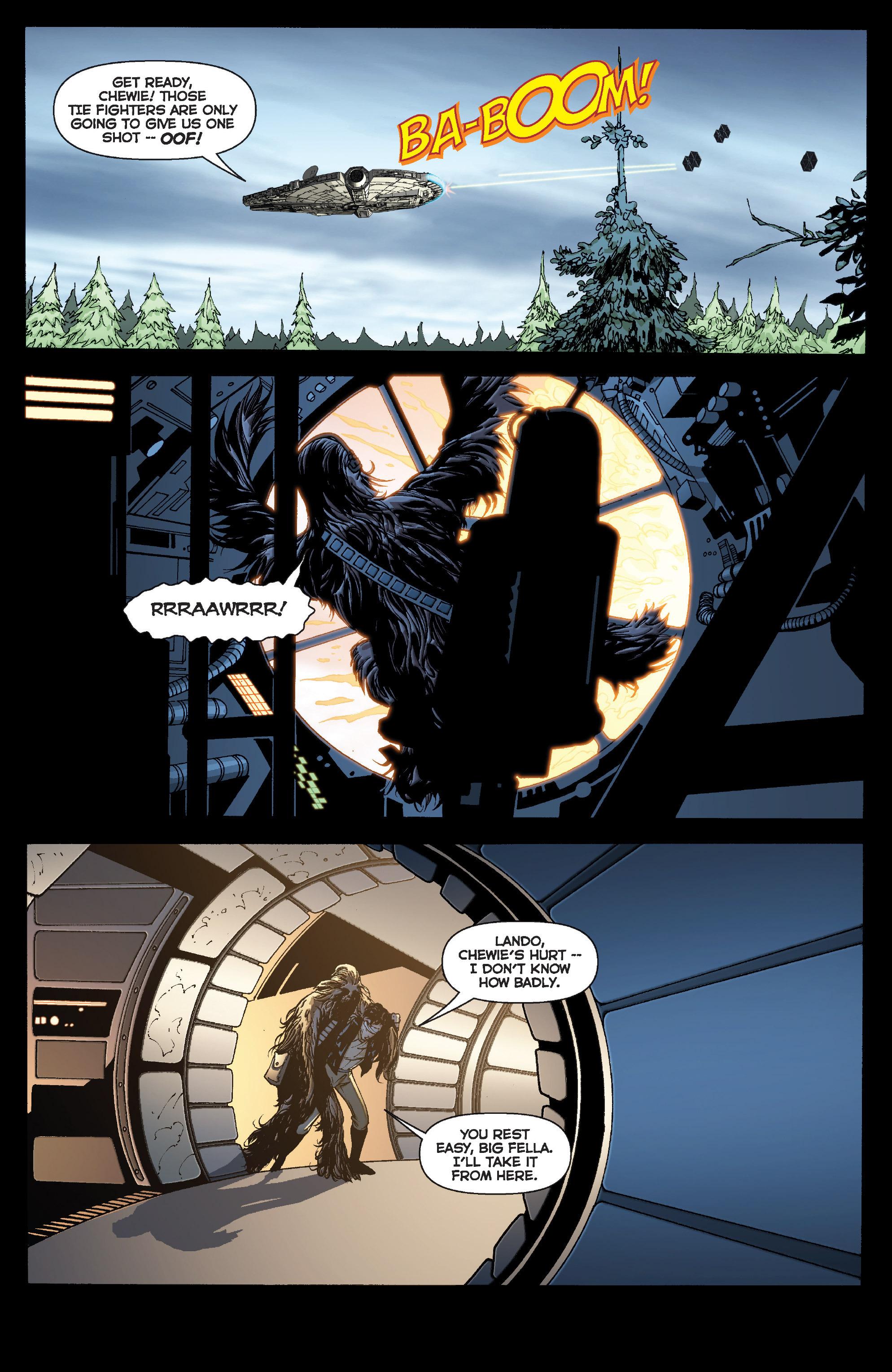 Read online Star Wars Omnibus comic -  Issue # Vol. 27 - 265