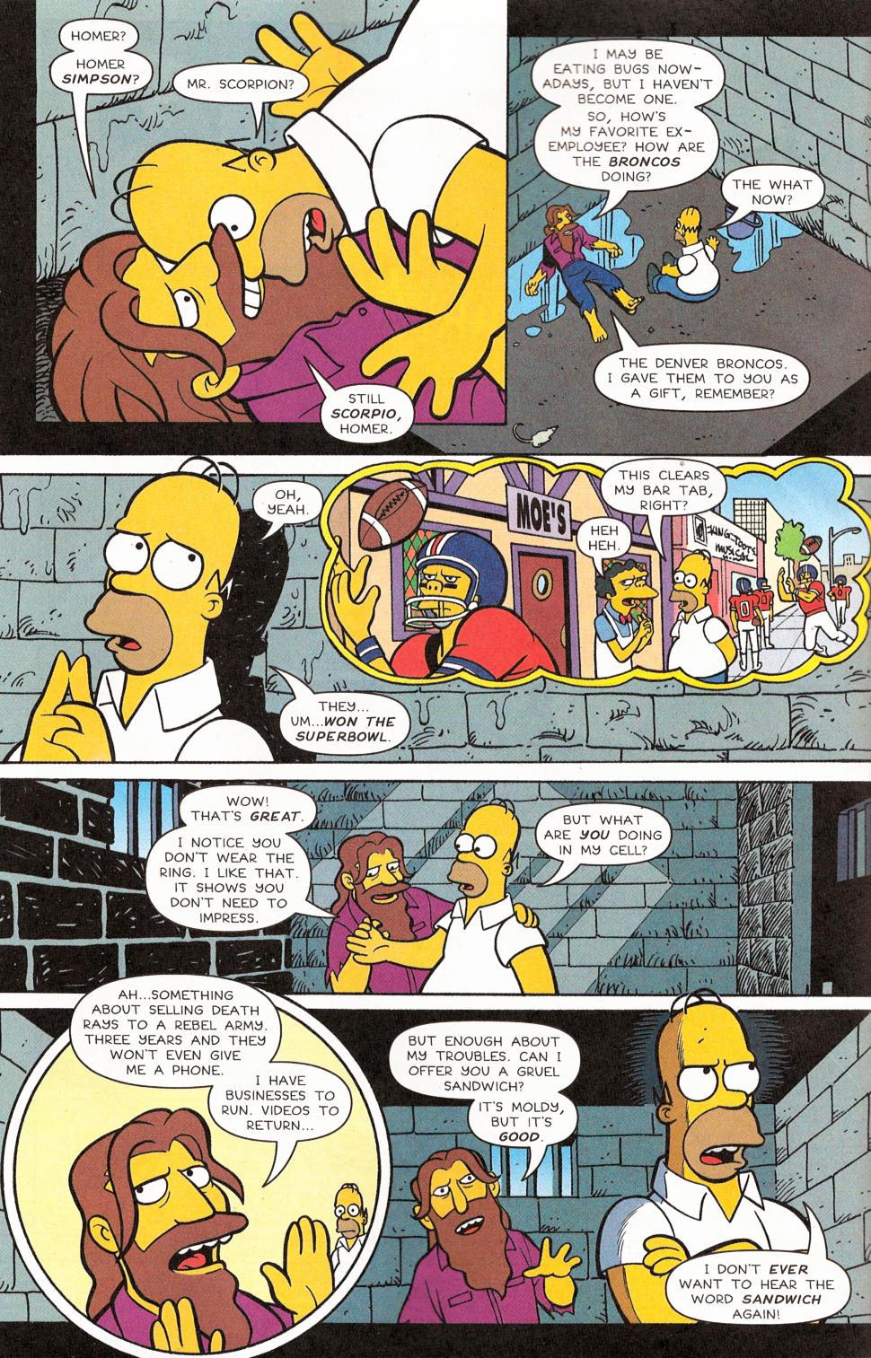 Read online Simpsons Comics comic -  Issue #117 - 3