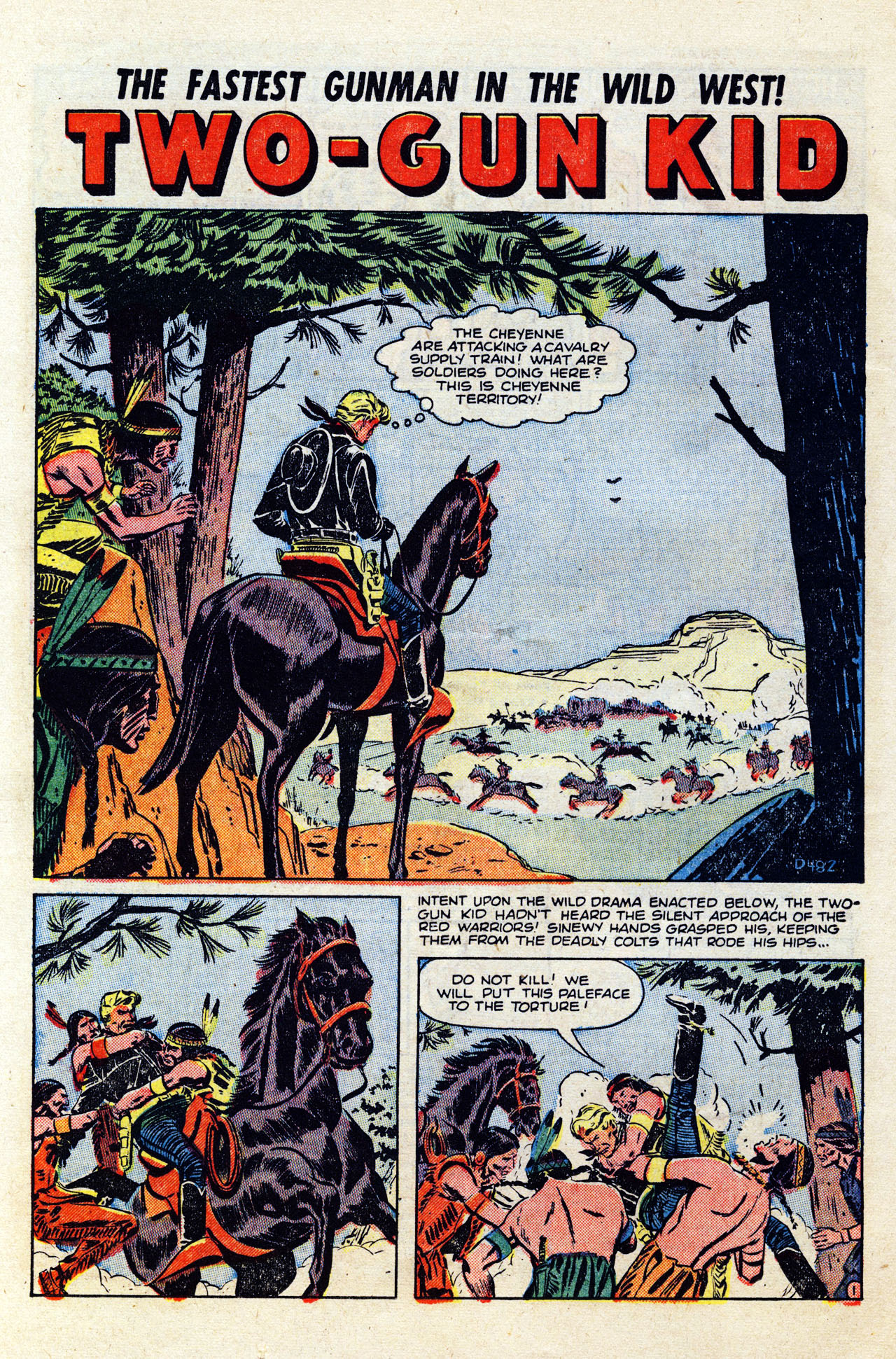 Read online Two-Gun Kid comic -  Issue #12 - 27