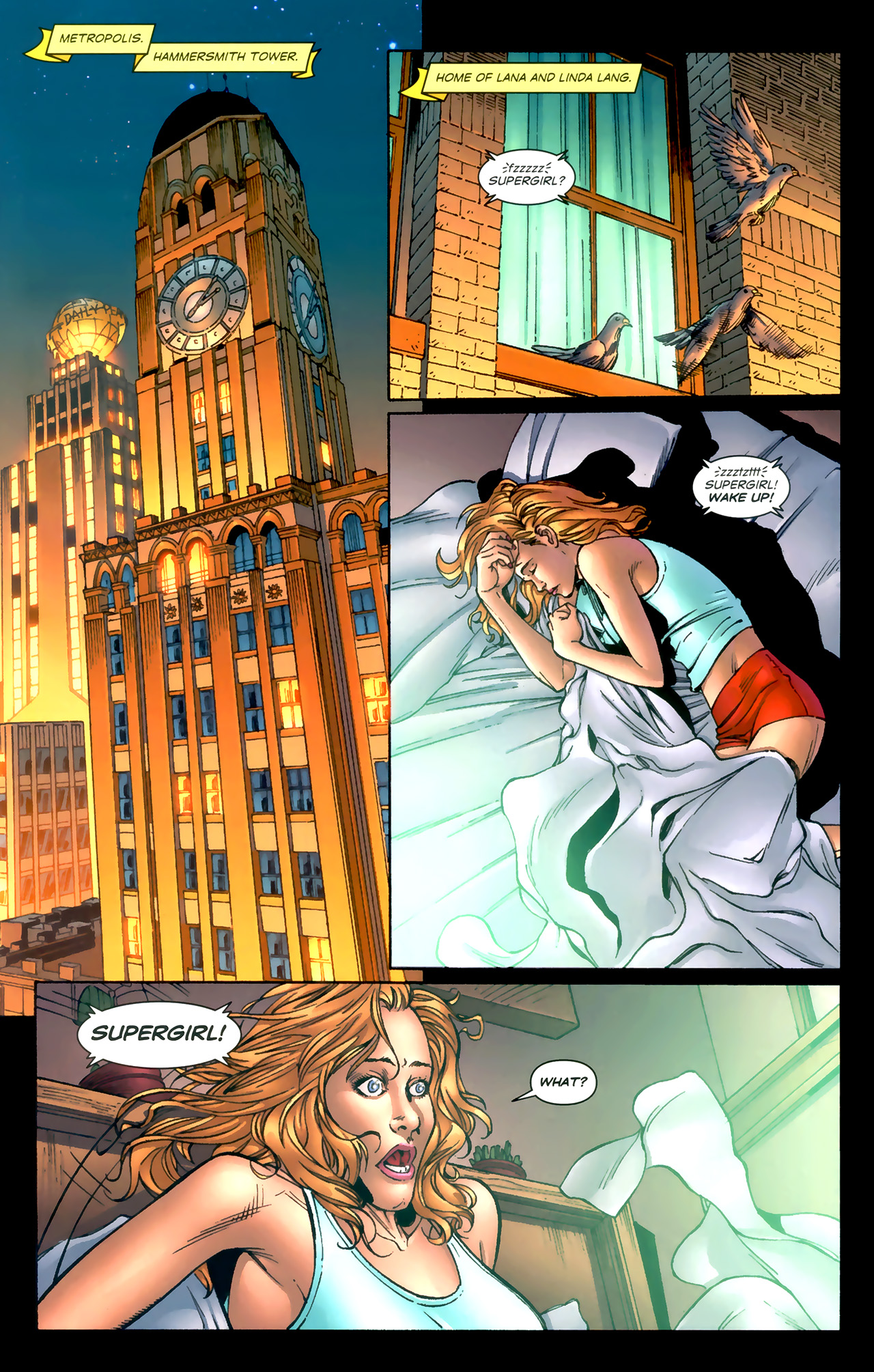 Read online World's Finest (2009) comic -  Issue #3 - 3