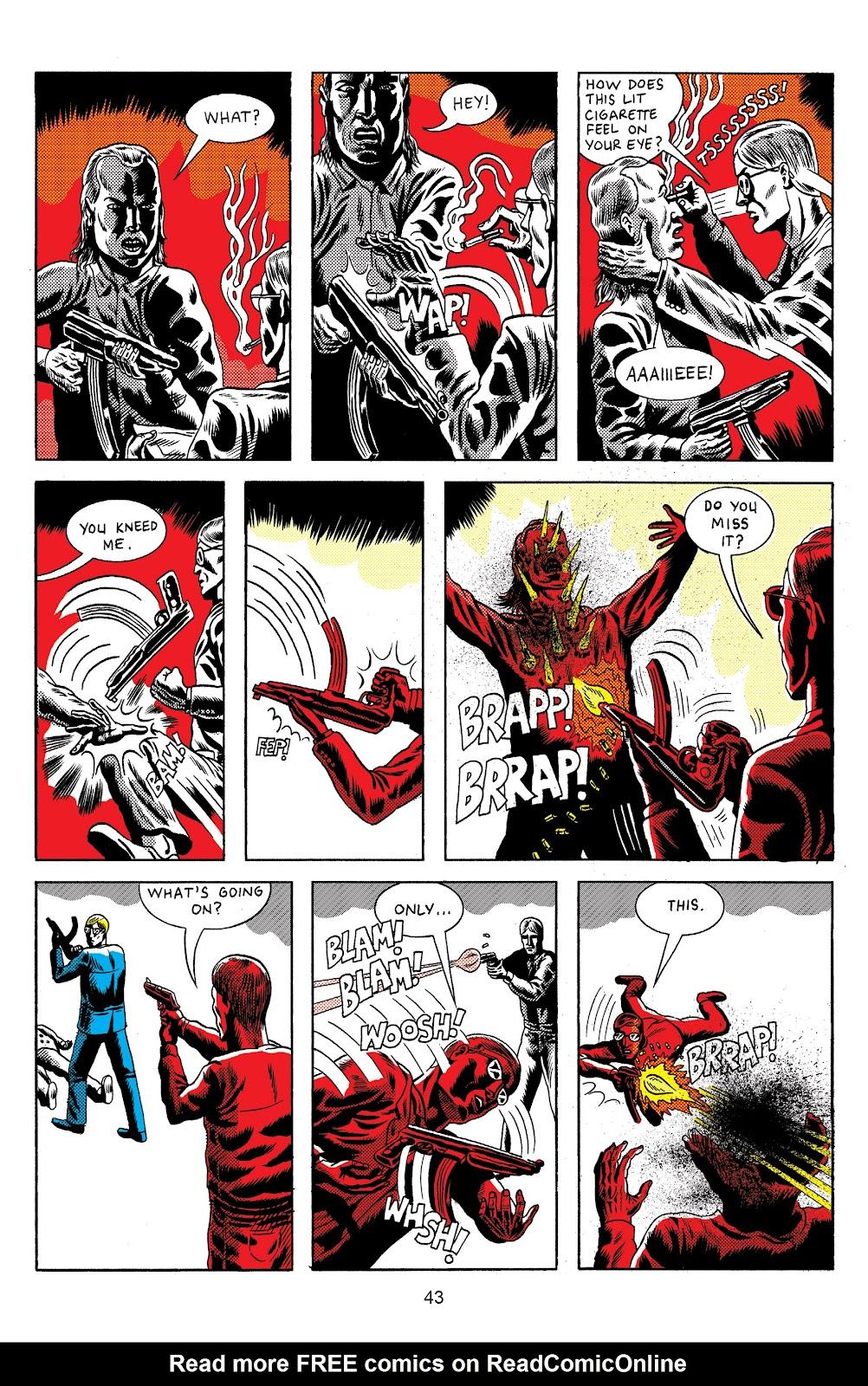 Read online Terror Assaulter: O.M.W.O.T (One Man War On Terror) comic -  Issue # TPB - 43
