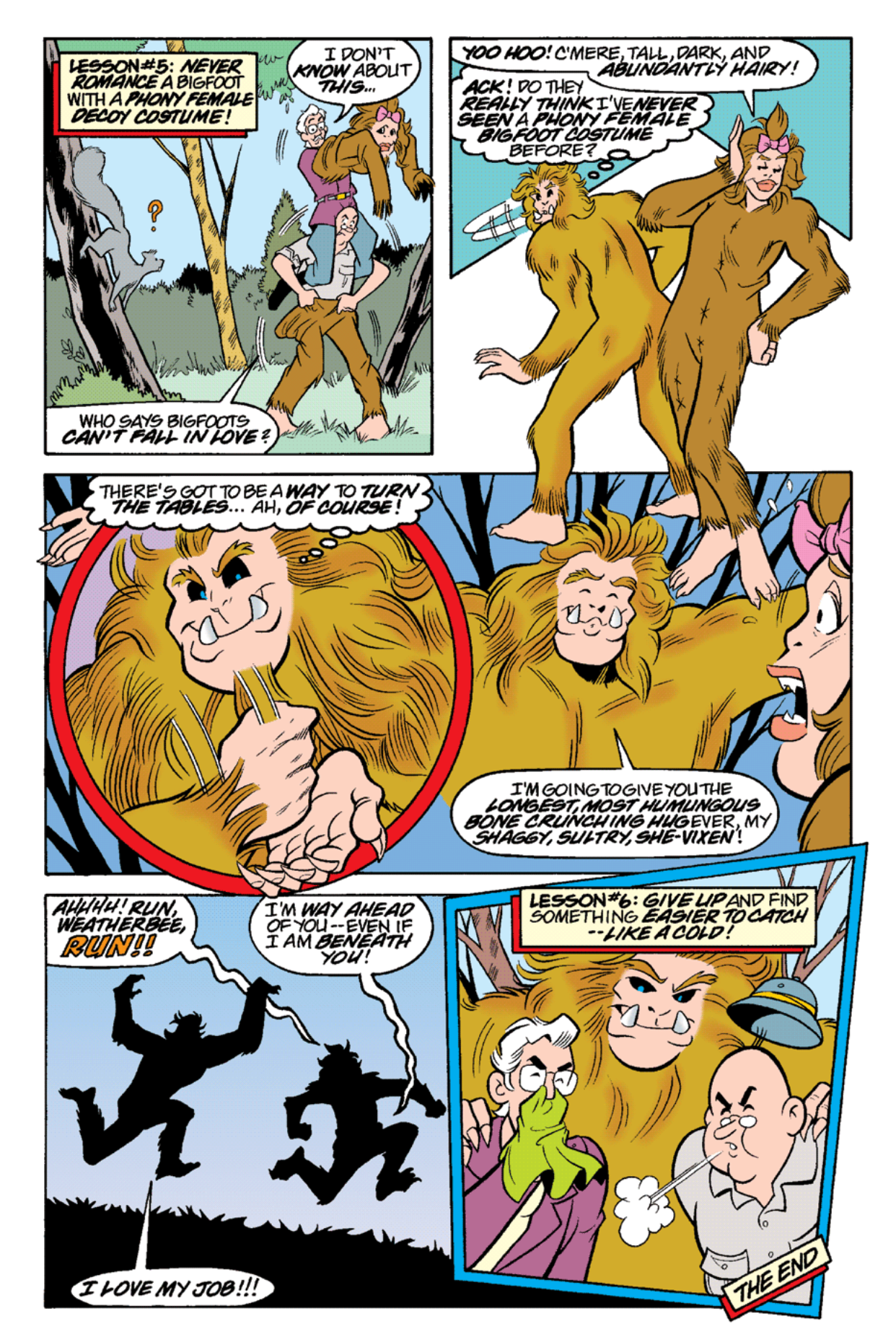 Read online Archie's Weird Mysteries comic -  Issue #19 - 24