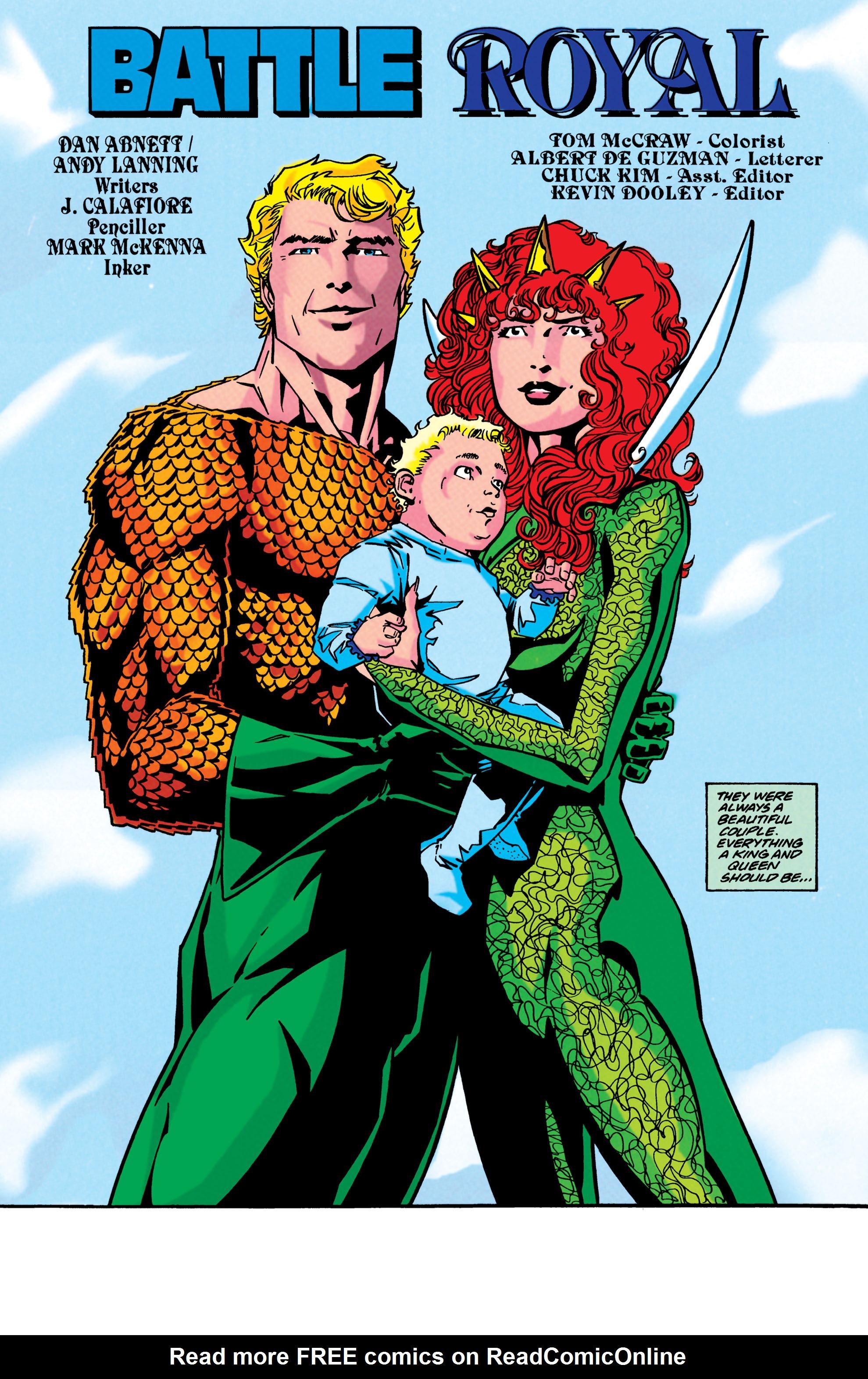 Read online Aquaman (1994) comic -  Issue #49 - 4