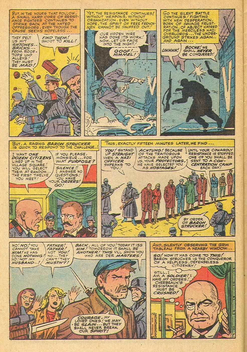 Read online Sgt. Fury comic -  Issue #91 - 8