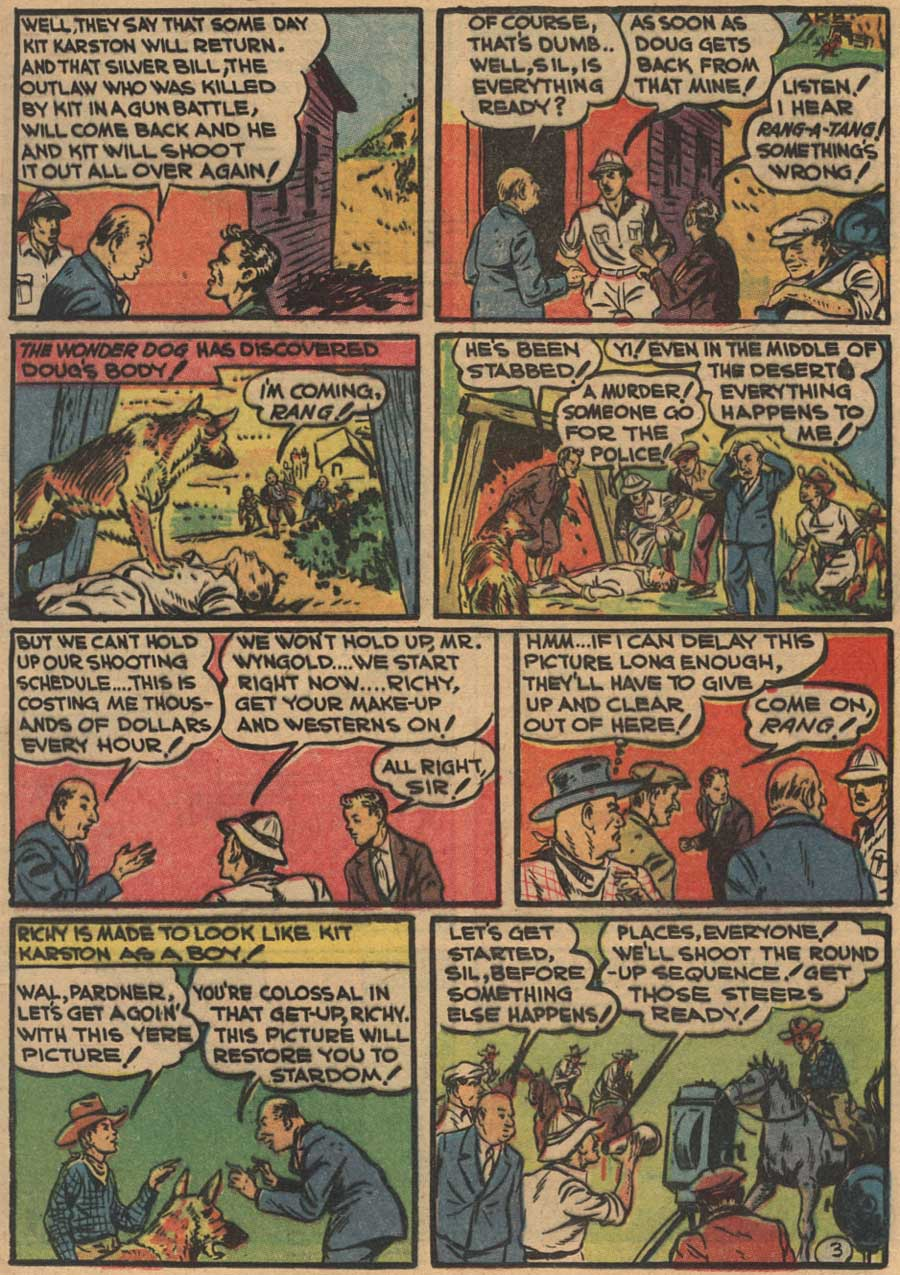 Blue Ribbon Comics (1939) issue 7 - Page 5