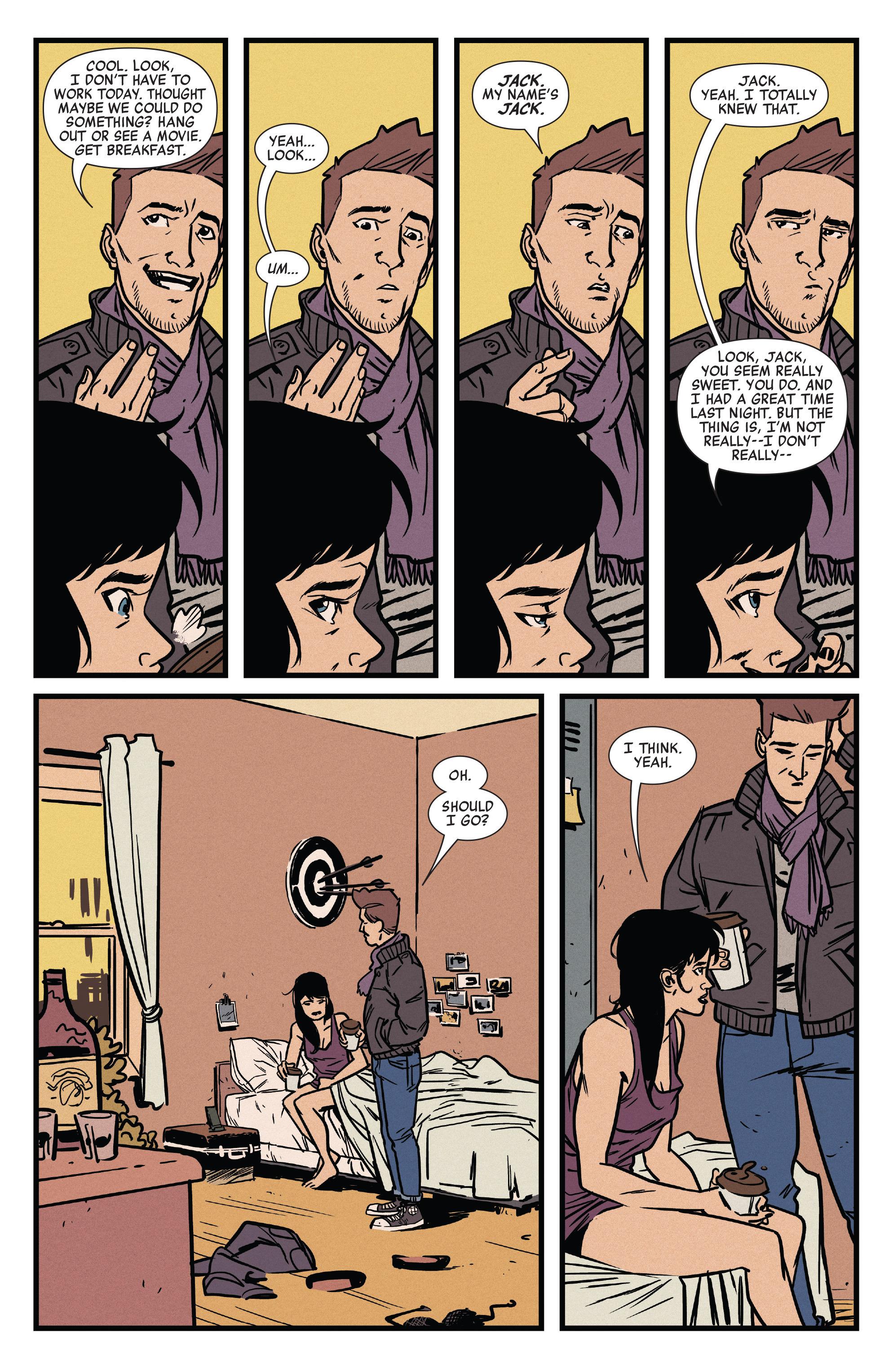 Read online All-New Hawkeye (2016) comic -  Issue #3 - 6