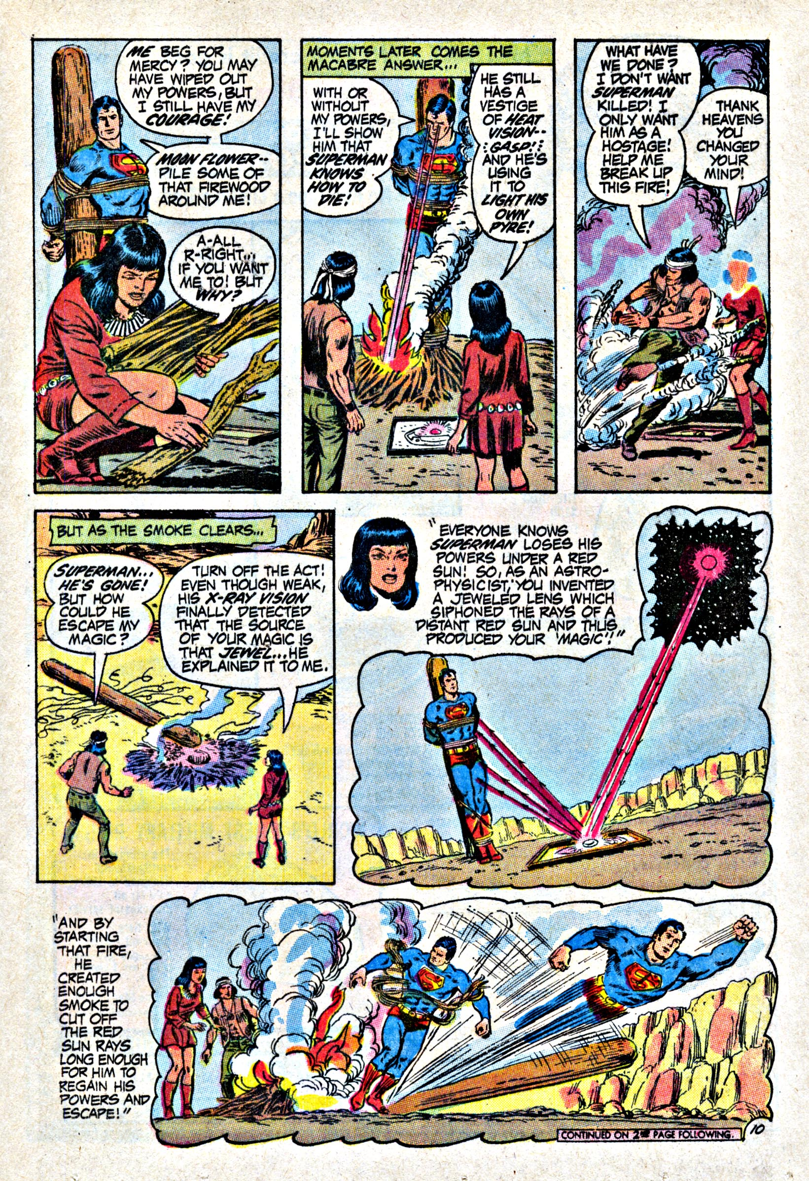 Read online Action Comics (1938) comic -  Issue #402 - 13