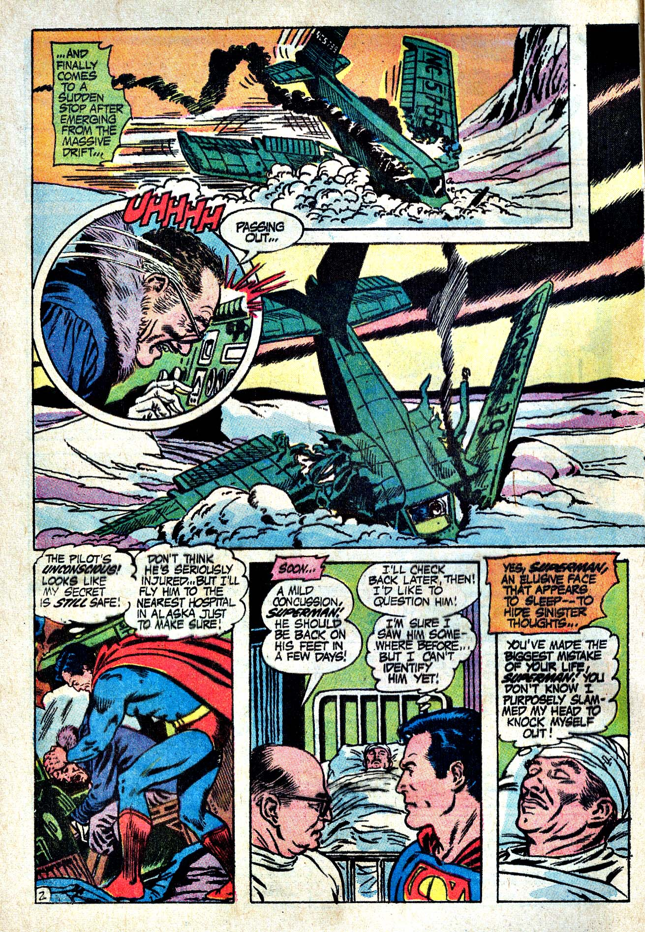 Read online Action Comics (1938) comic -  Issue #407 - 4