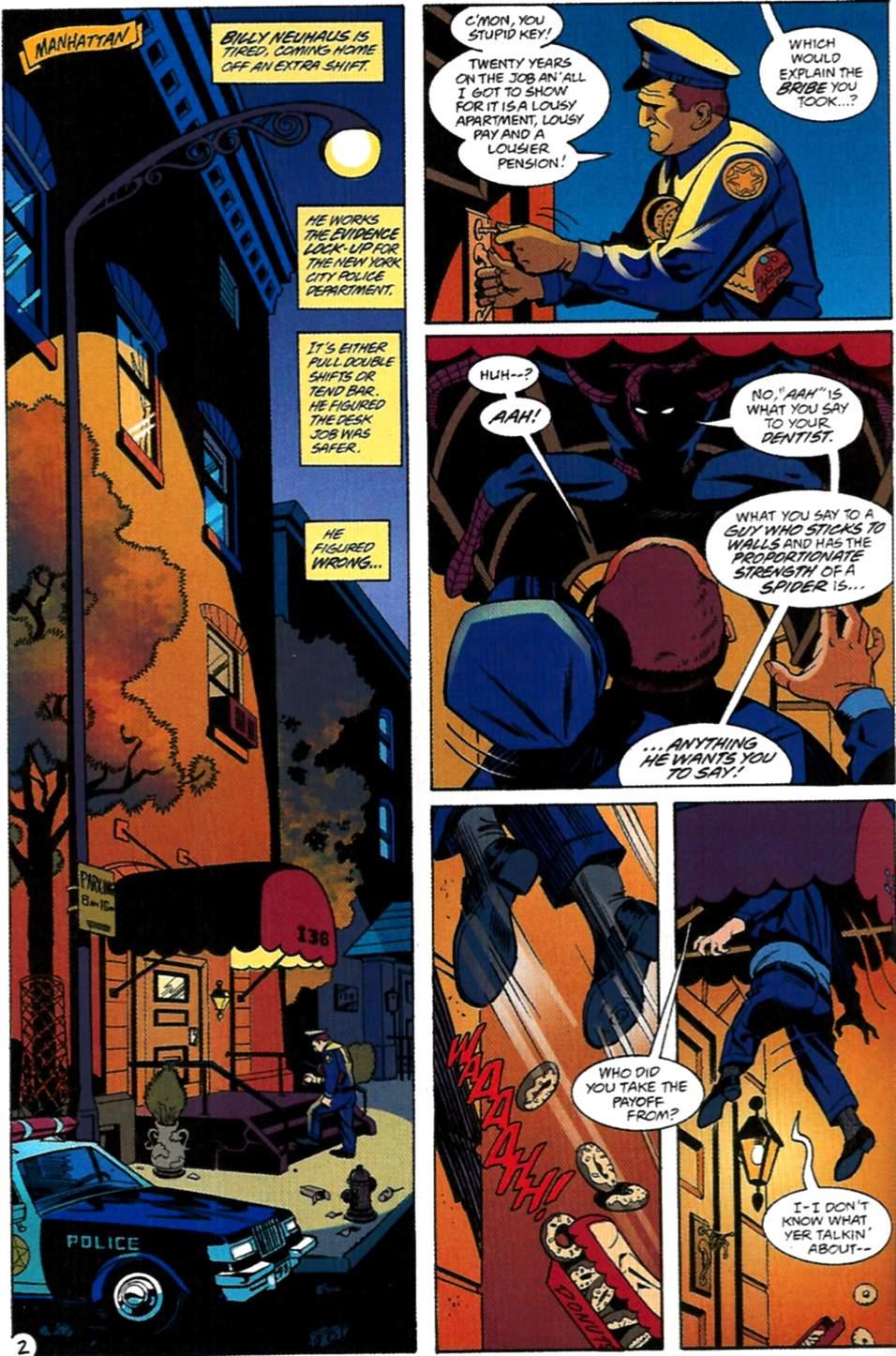 Read online Spider-Man: Lifeline comic -  Issue #2 - 3