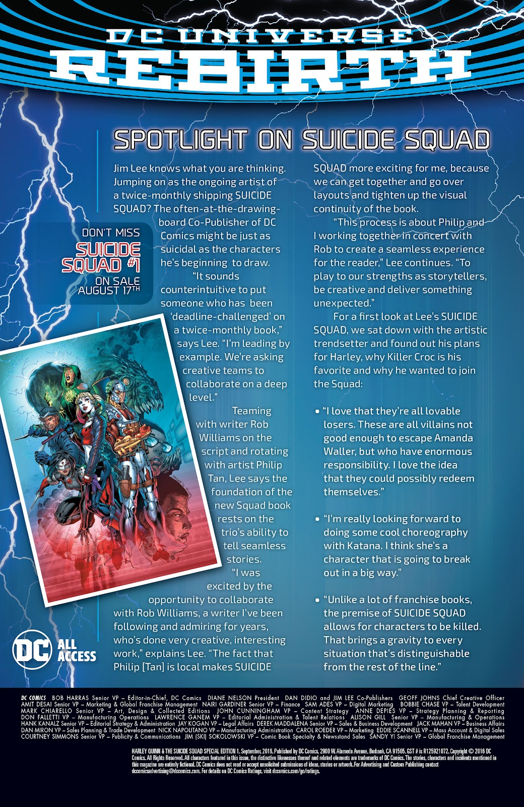 Read online Harley Quinn & the Suicide Squad Special Edition comic -  Issue # Full - 39