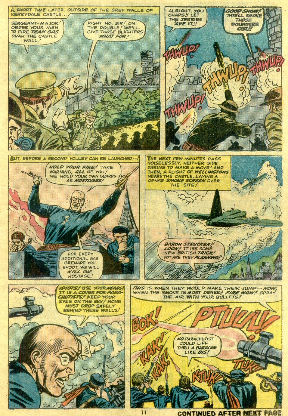 Read online Sgt. Fury comic -  Issue #122 - 13