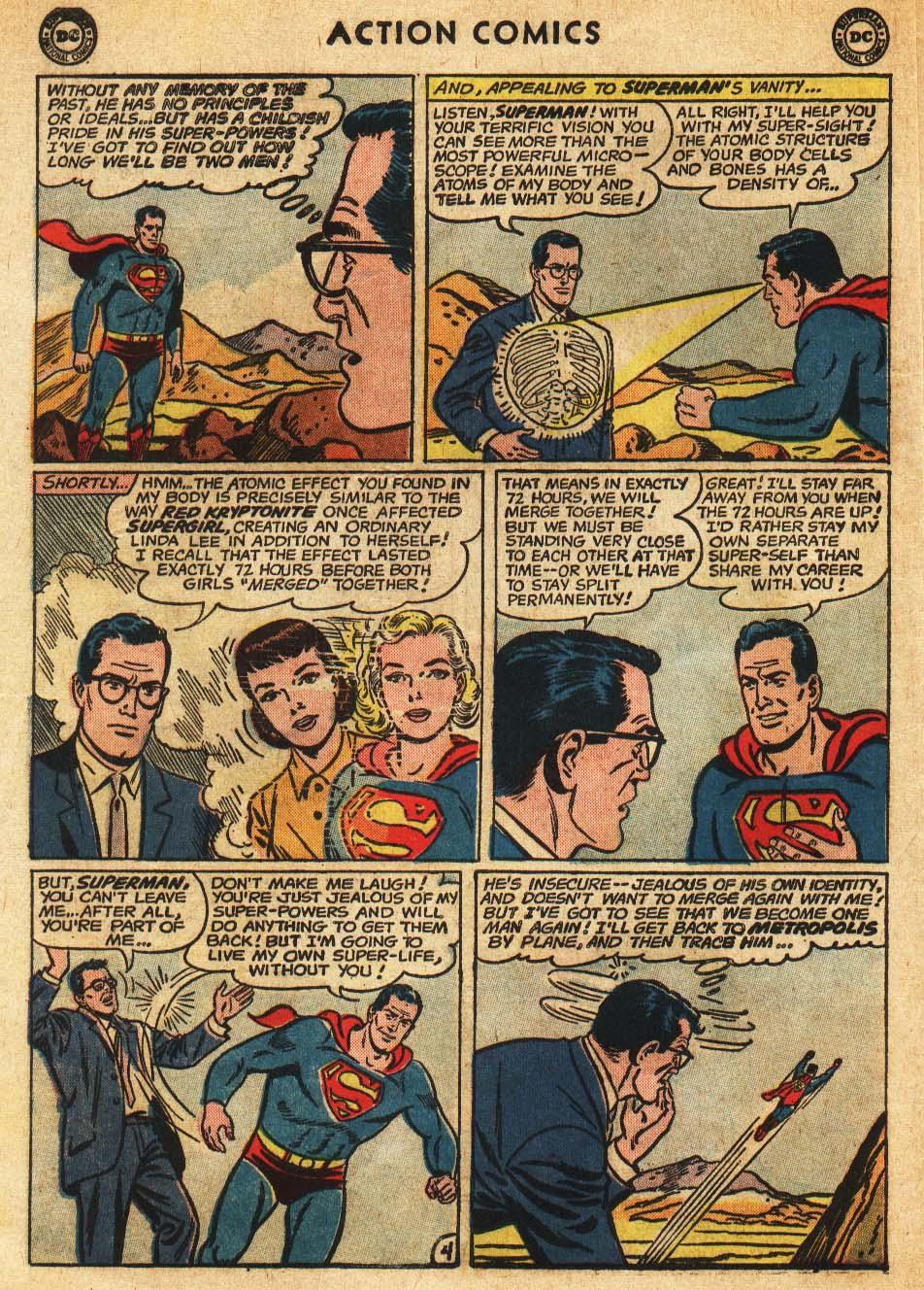 Action Comics (1938) 293 Page 4