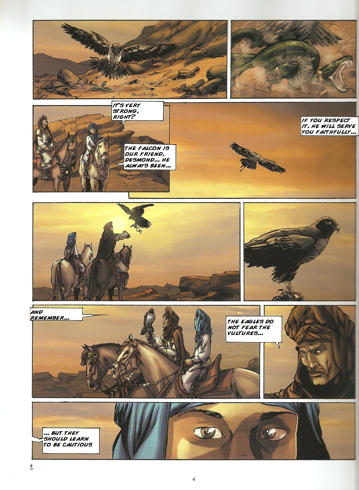 Read online Assassin's Creed (2009) comic -  Issue #2 - 4