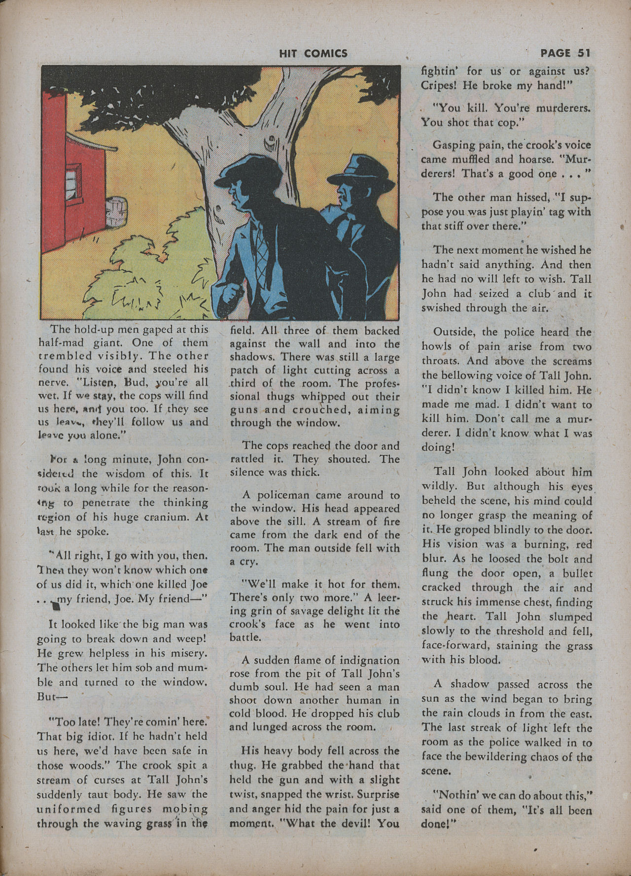 Read online Hit Comics comic -  Issue #22 - 53