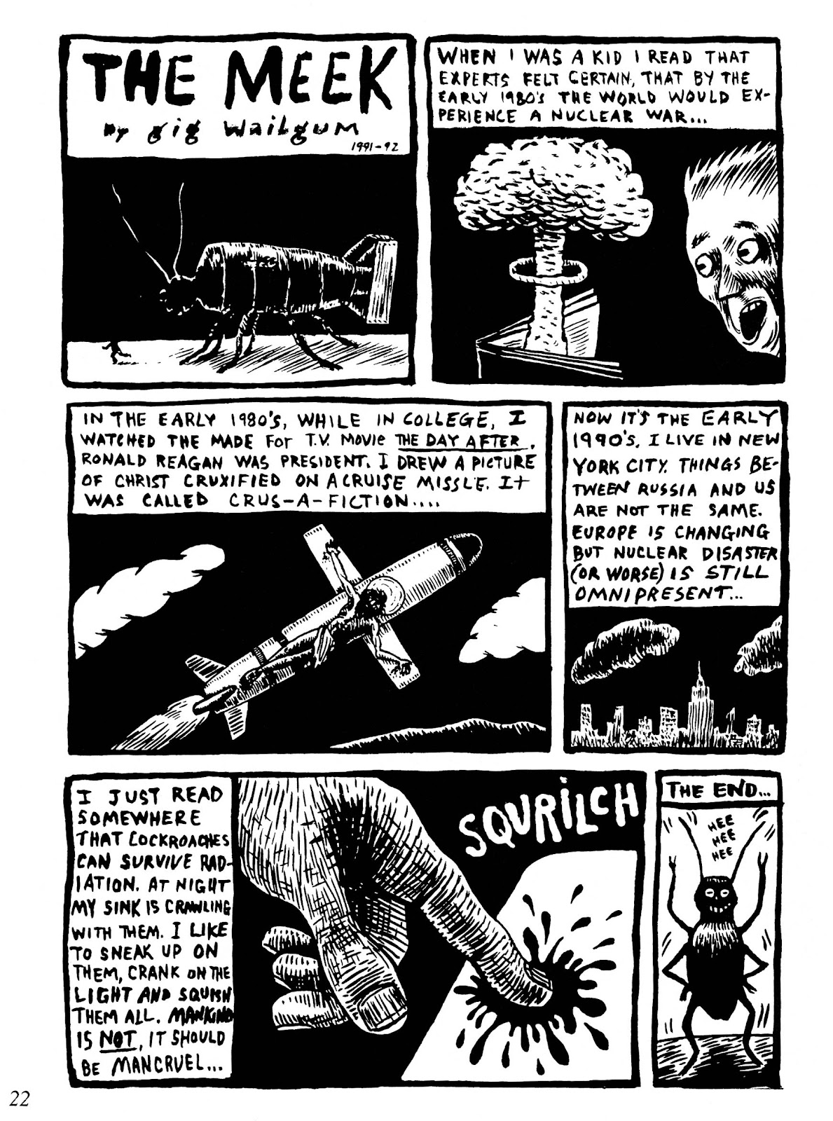 Drawn & Quarterly (1990) issue 8 - Page 24