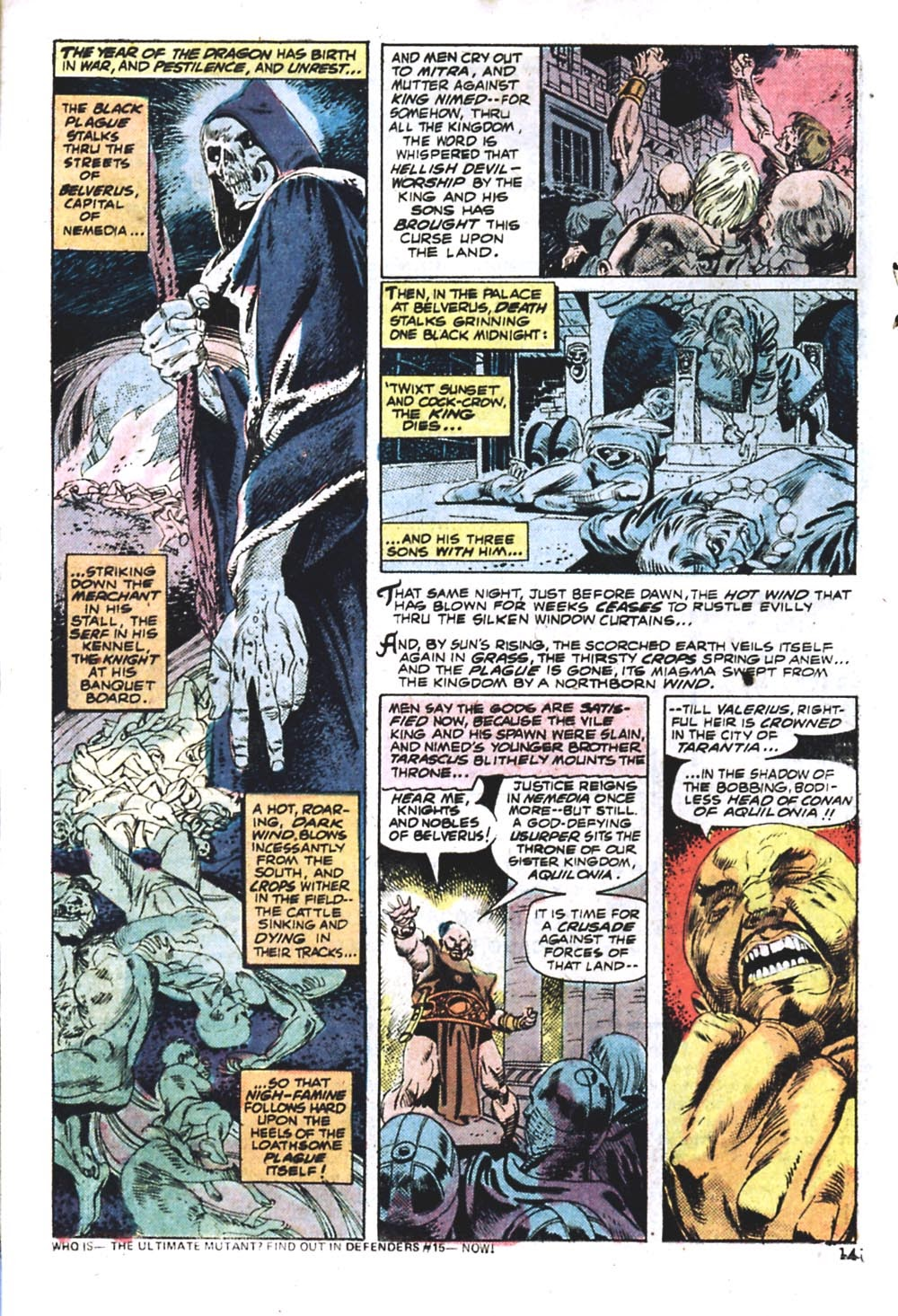 Giant-Size Conan issue 1 - Page 12