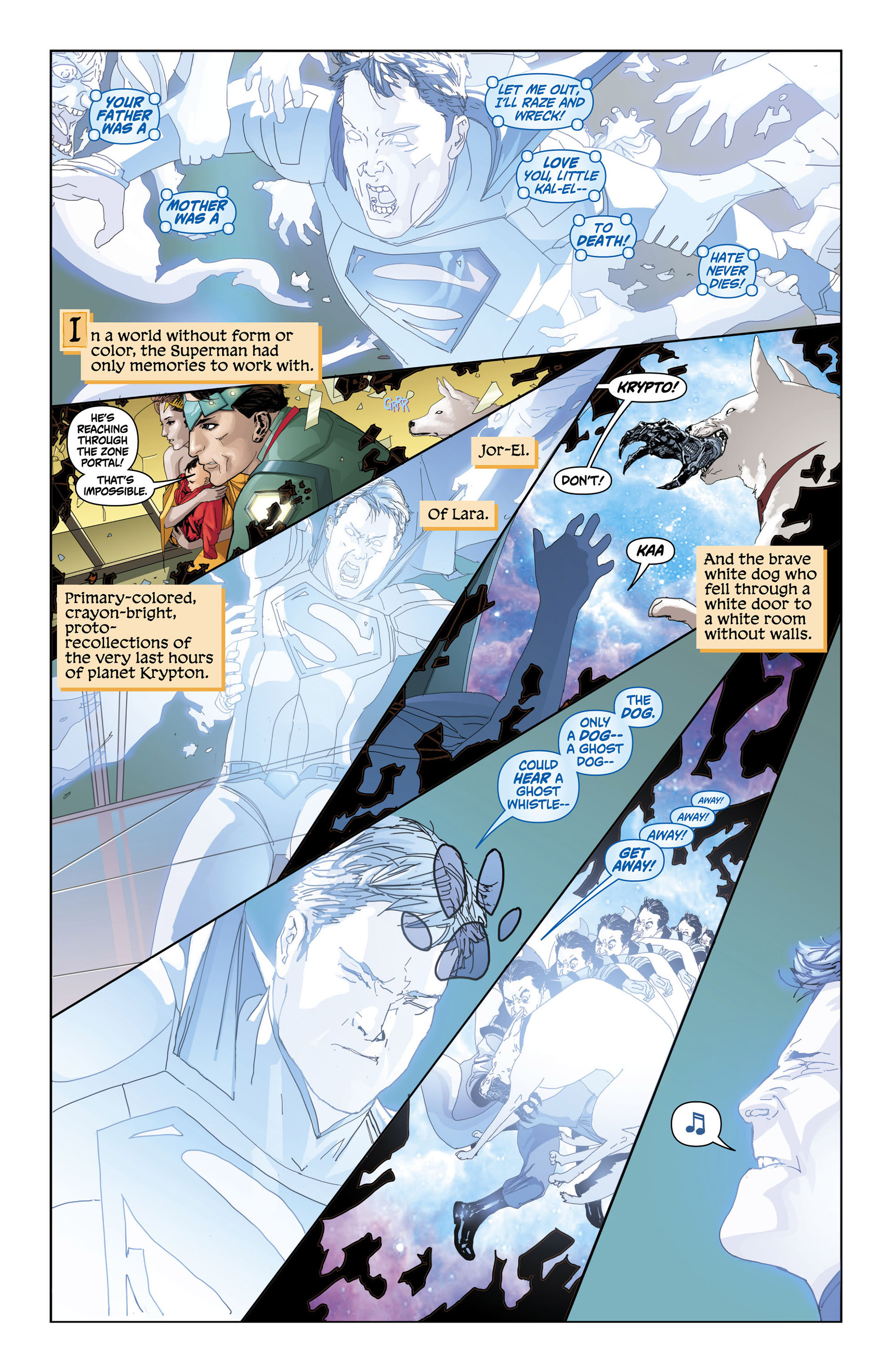 Read online Action Comics (2011) comic -  Issue #13 - 14