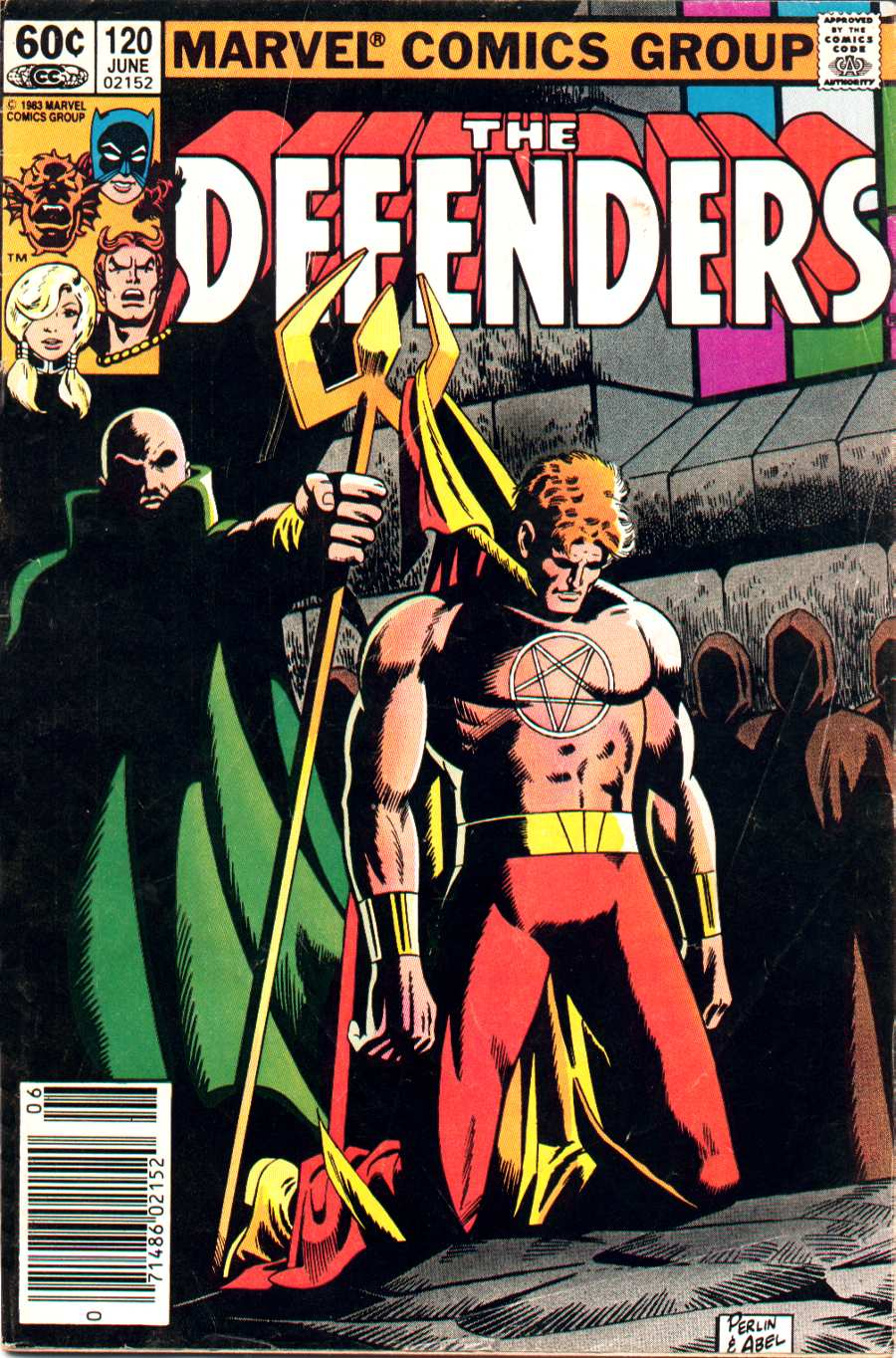 The Defenders (1972) 120 Page 1