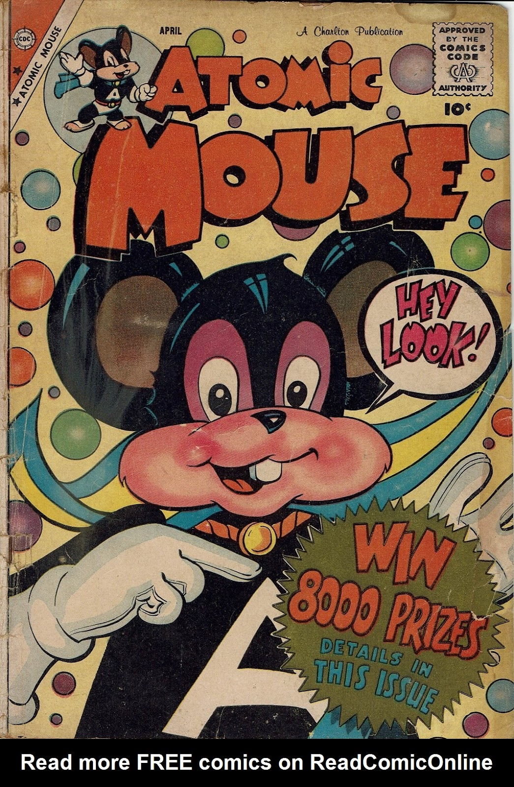 Atomic Mouse issue 30 - Page 1