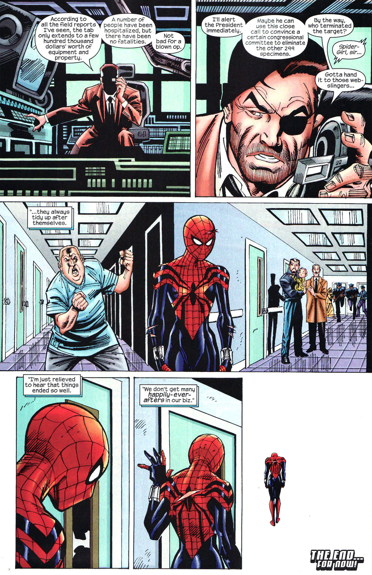 Read online Amazing Spider-Girl comic -  Issue #12 - 23