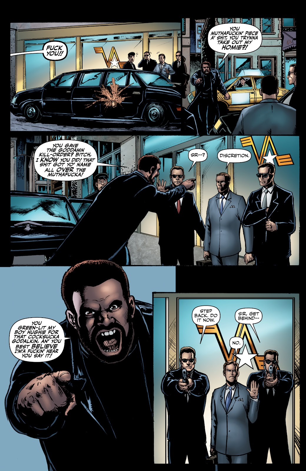 Read online The Boys Omnibus comic -  Issue # TPB 4 (Part 1) - 100