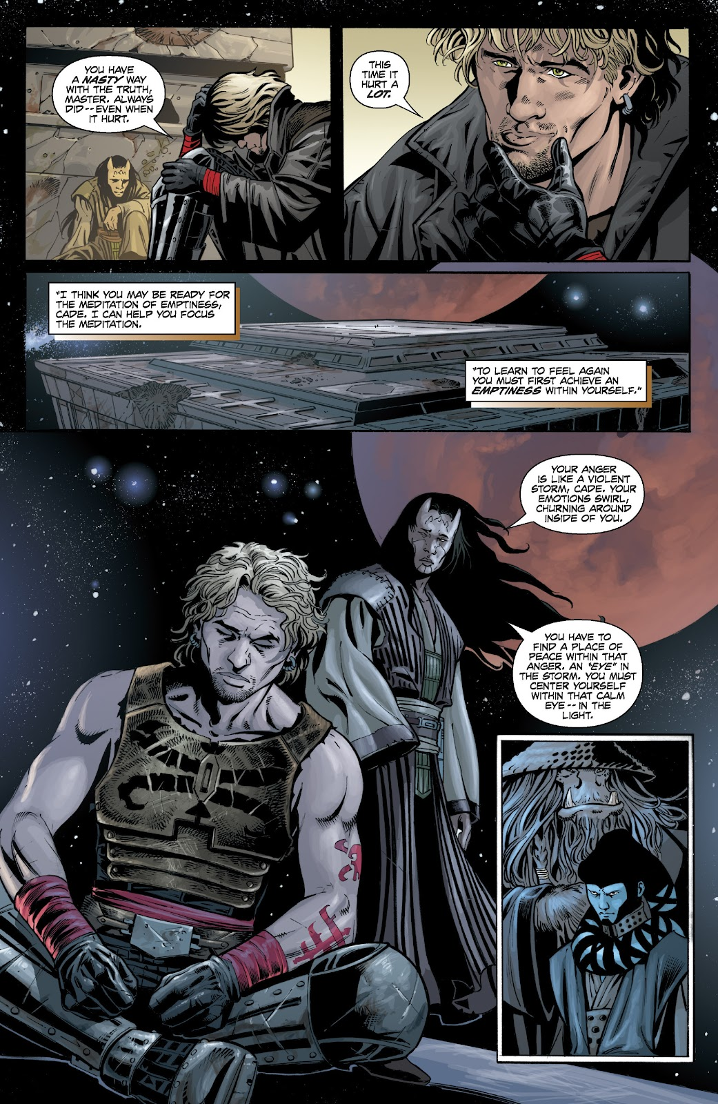 Read online Star Wars Legends: Legacy - Epic Collection comic -  Issue # TPB 1 (Part 4) - 9