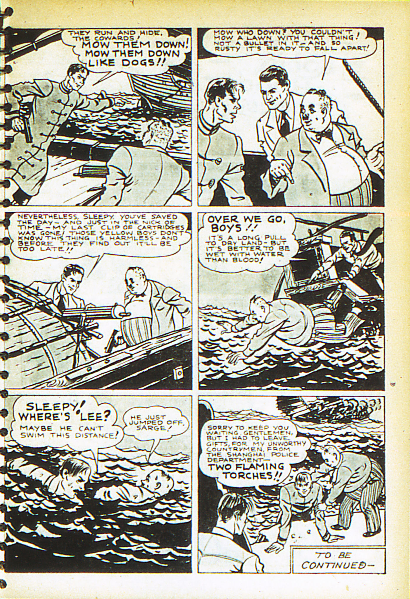 Read online Adventure Comics (1938) comic -  Issue #26 - 50