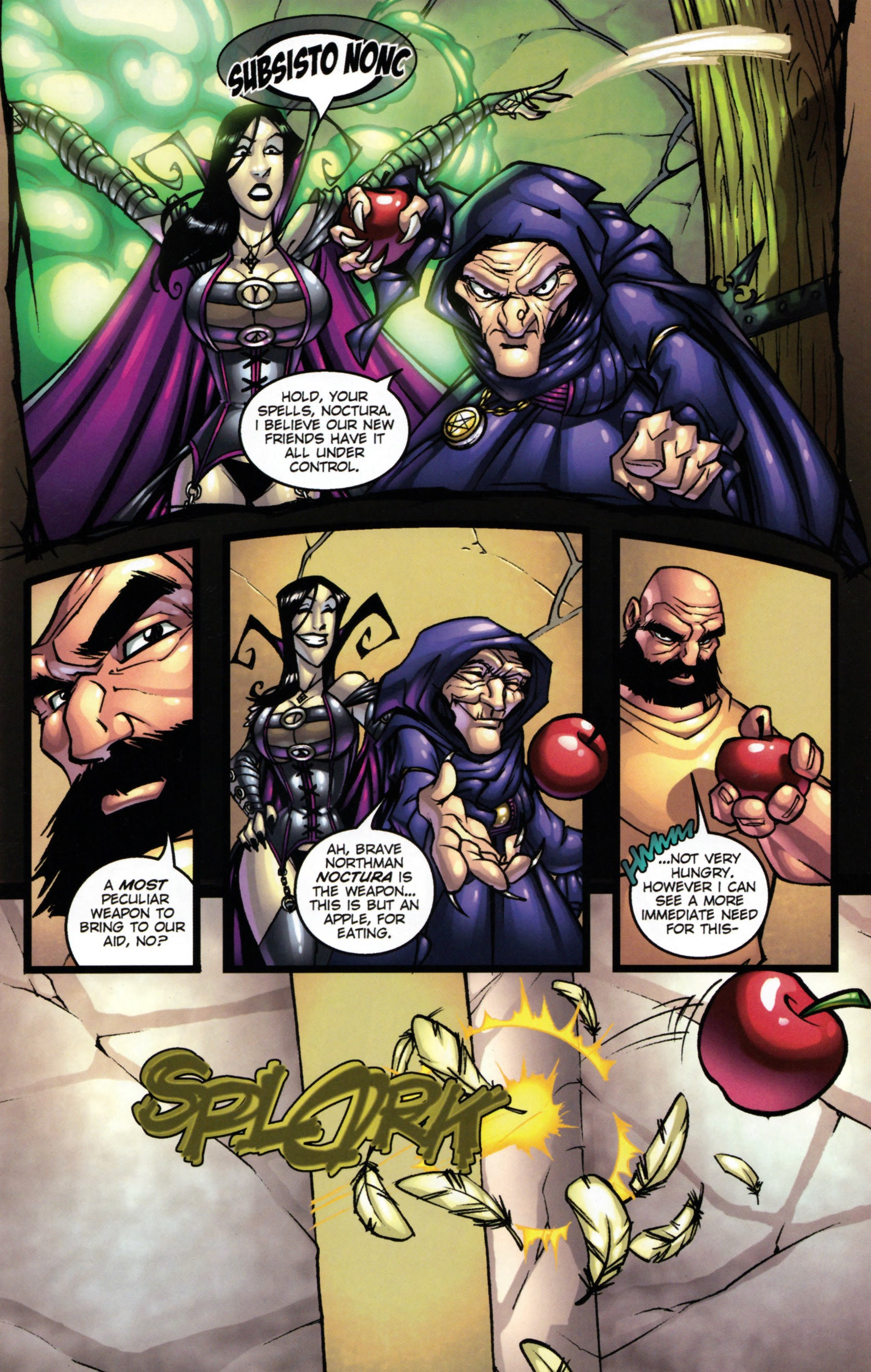 Read online Abiding Perdition comic -  Issue #3 - 8