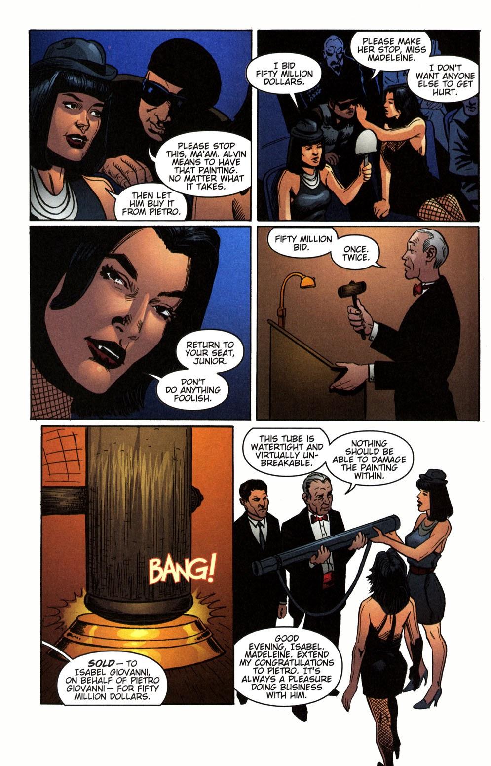 Read online Vampire the Masquerade comic -  Issue # Giovanni - 32