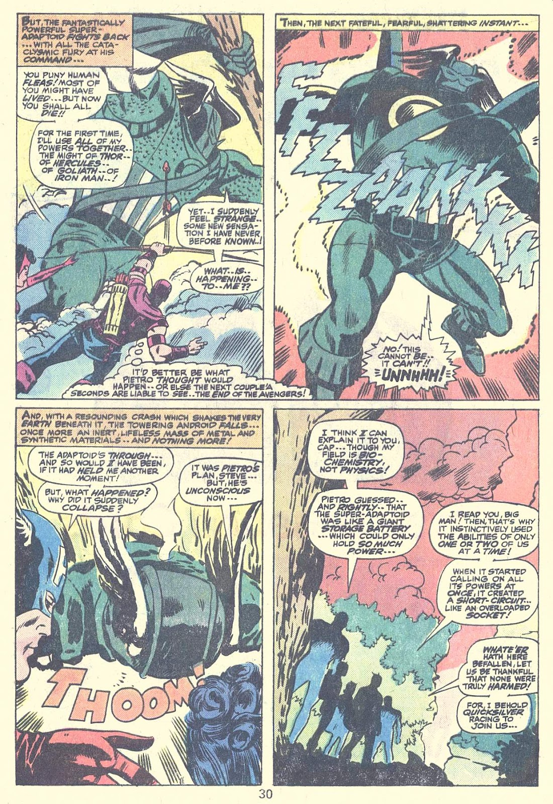 Marvel Triple Action (1972) issue 37 - Page 32