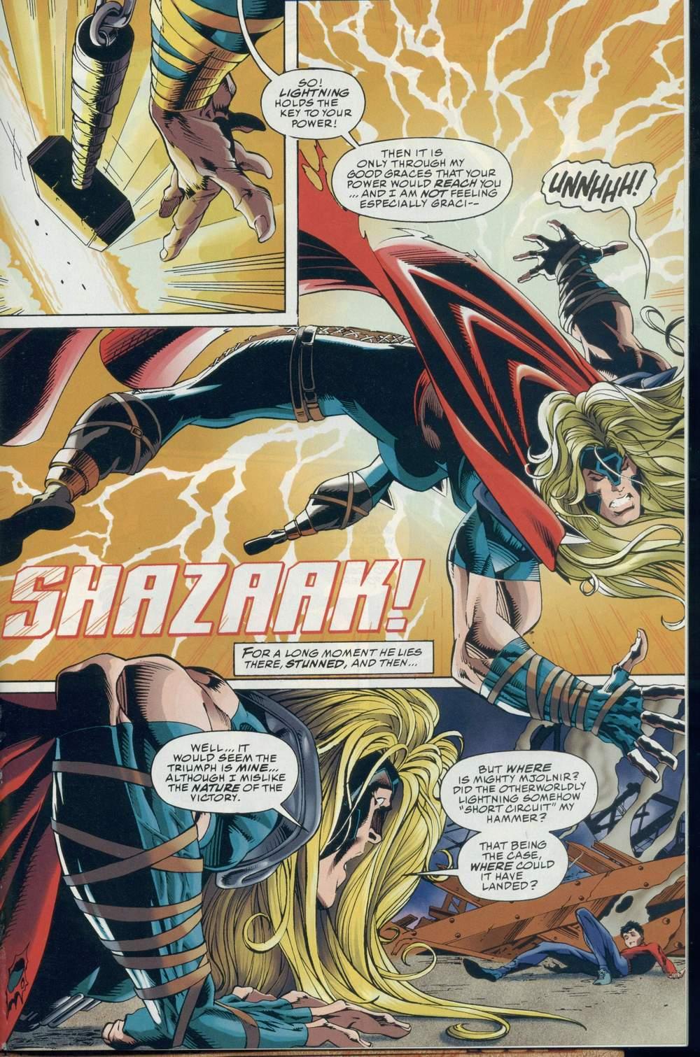 Read online DC Versus Marvel Comics comic -  Issue #2 - 24