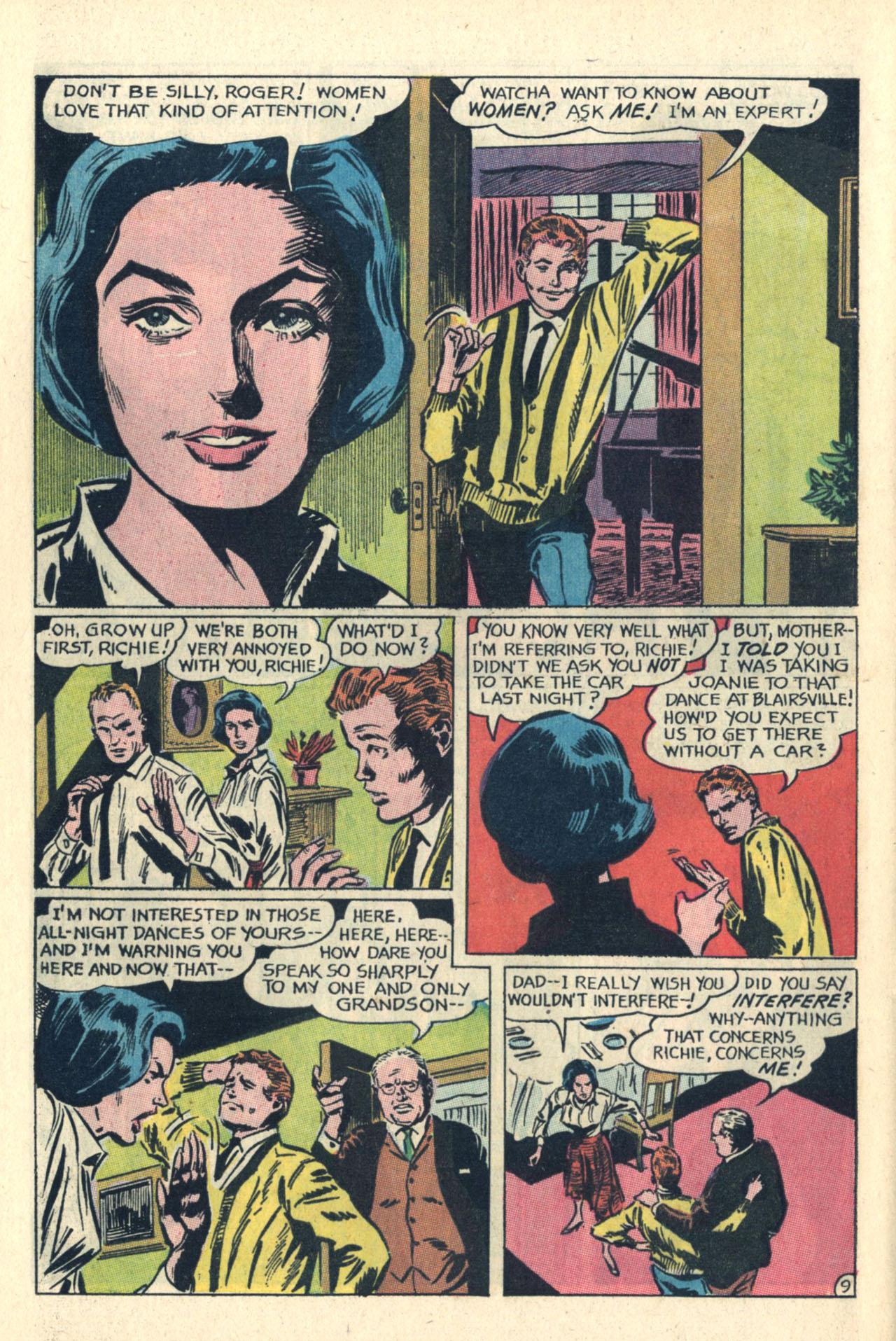 Read online Secret Hearts comic -  Issue #112 - 28