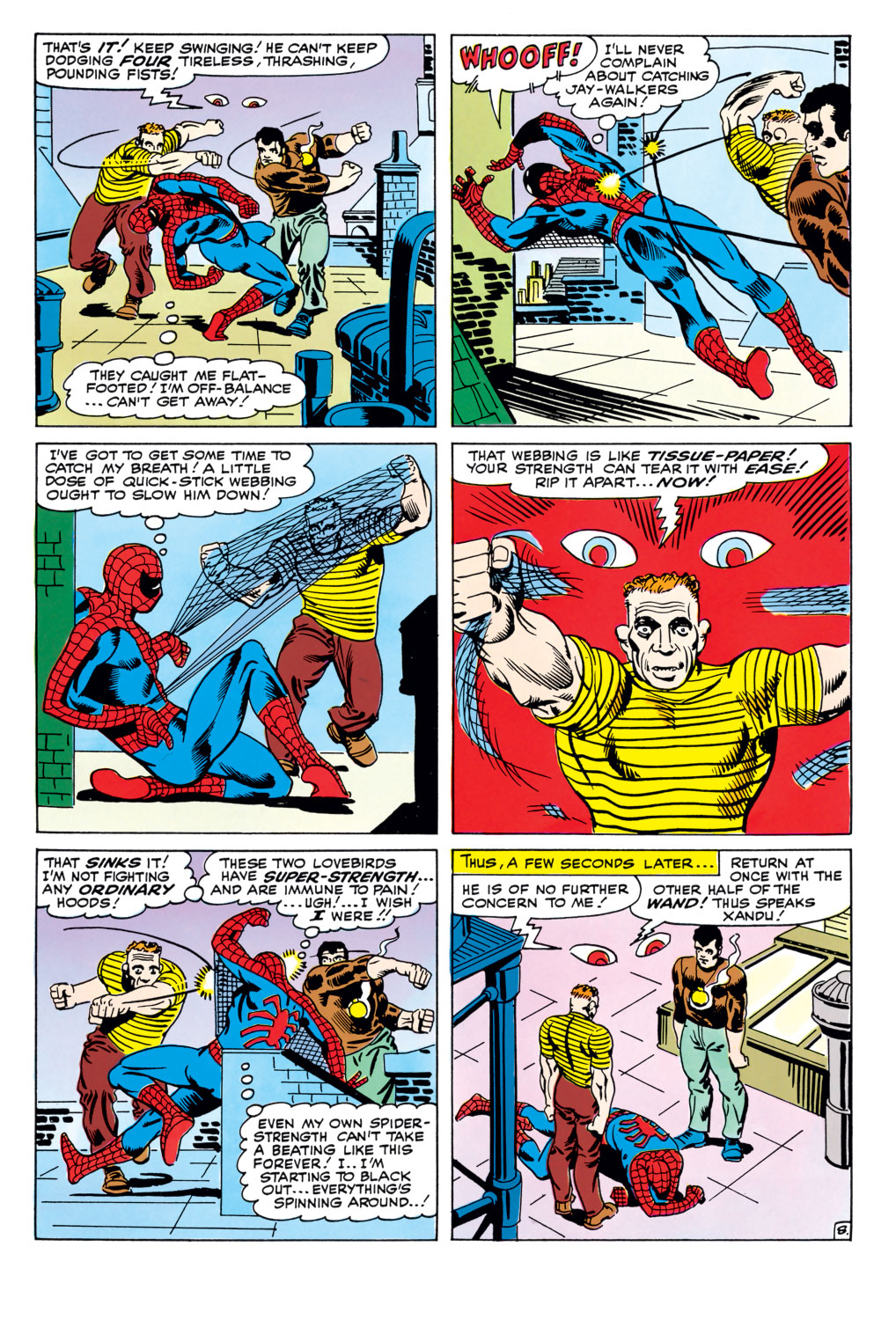 The Amazing Spider-Man (1963) _Annual_2 Page 8