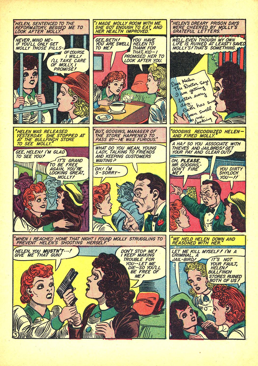Read online Sensation (Mystery) Comics comic -  Issue #8 - 5