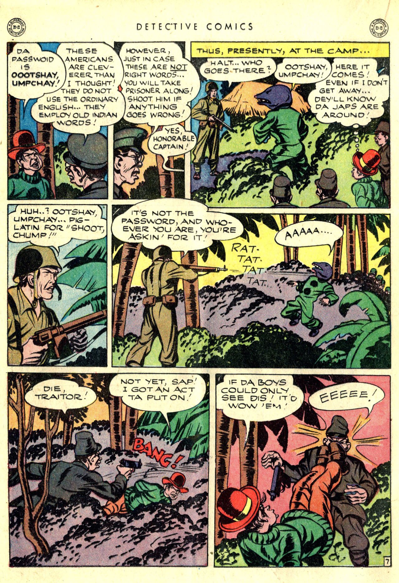 Read online Detective Comics (1937) comic -  Issue #90 - 24