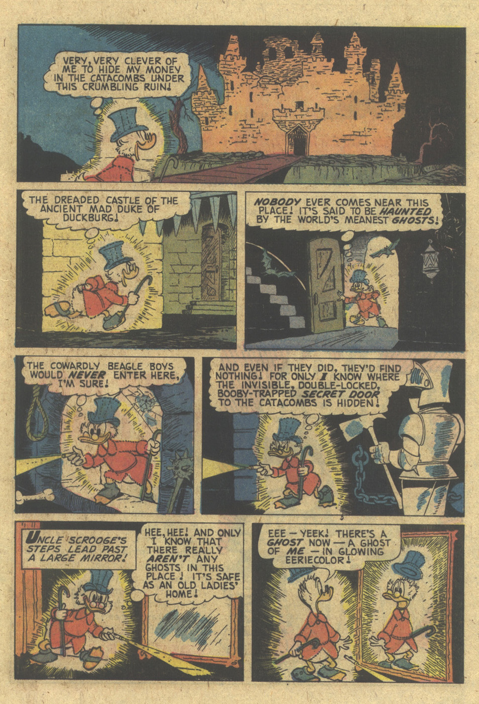 Read online Uncle Scrooge (1953) comic -  Issue #129 - 13