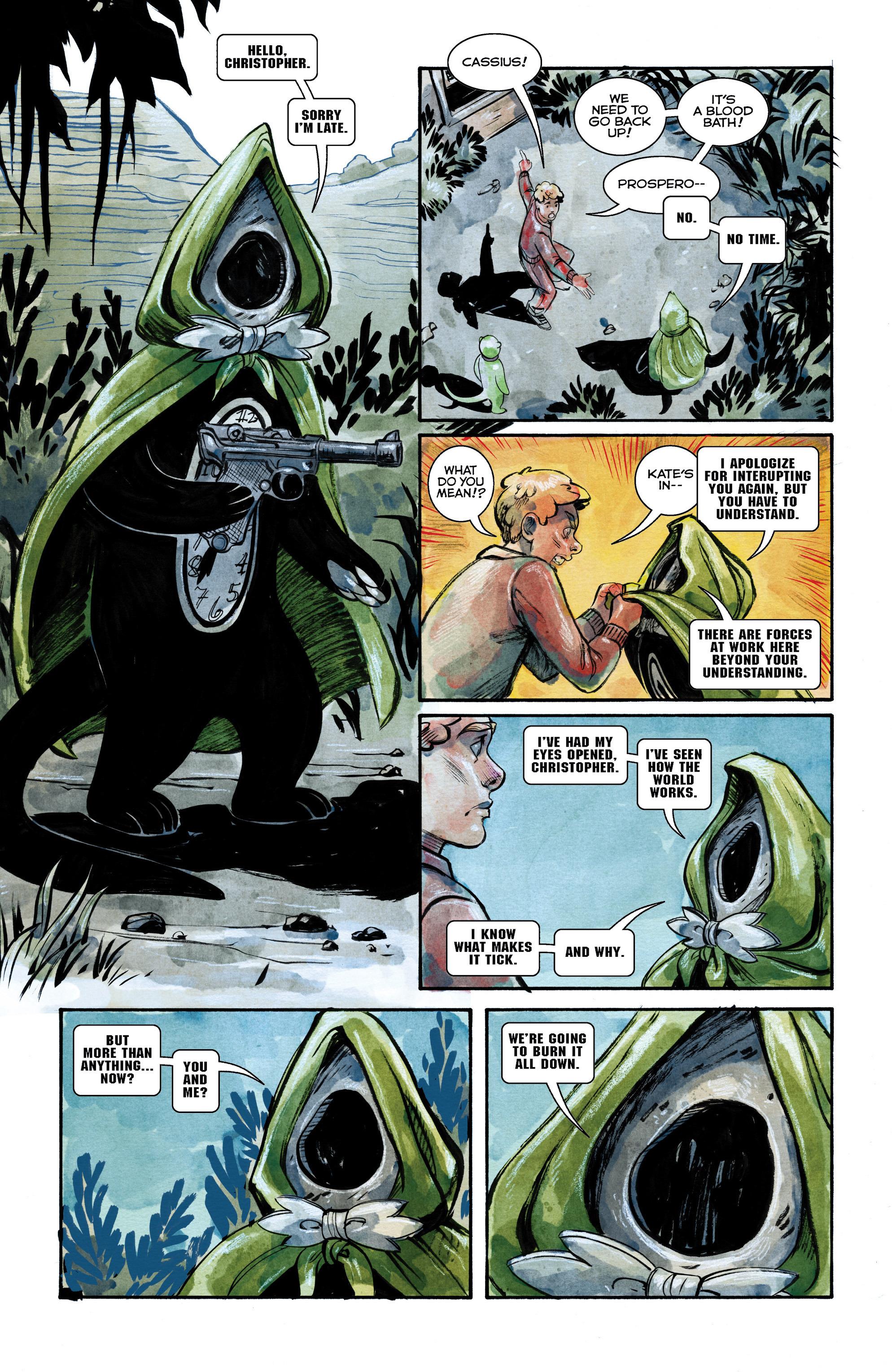 Read online Shutter comic -  Issue #22 - 15