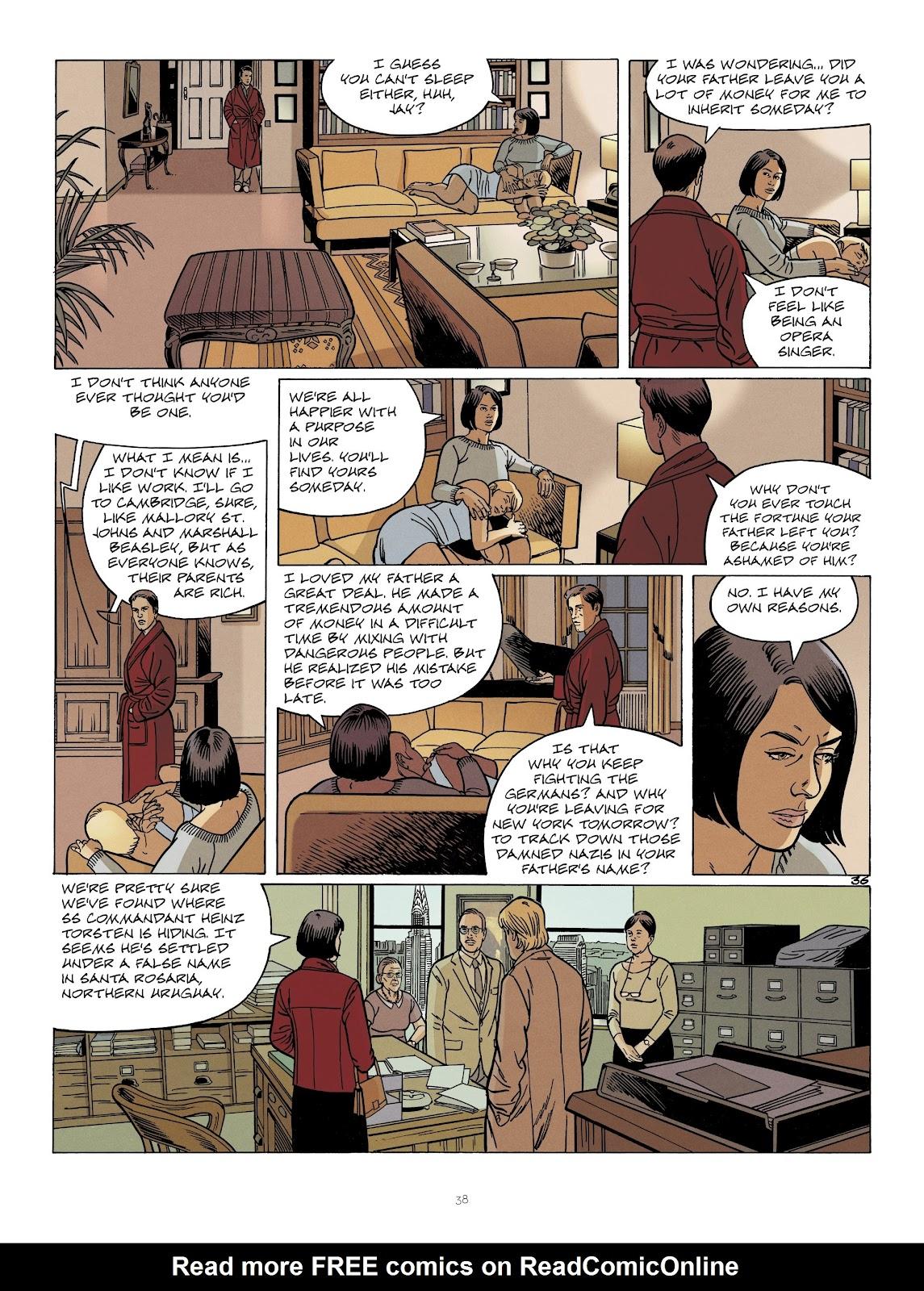Read online Sherman comic -  Issue #7 - 38
