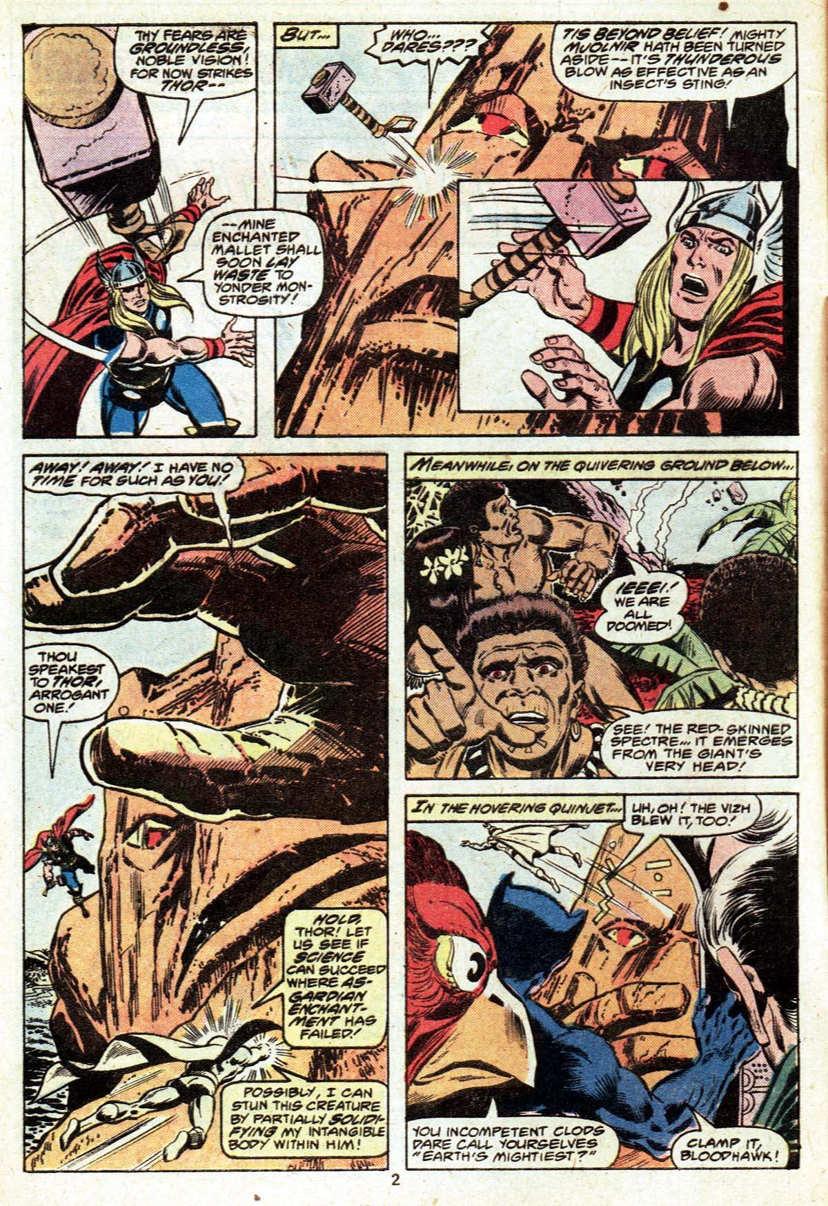 The Avengers (1963) 180 Page 2