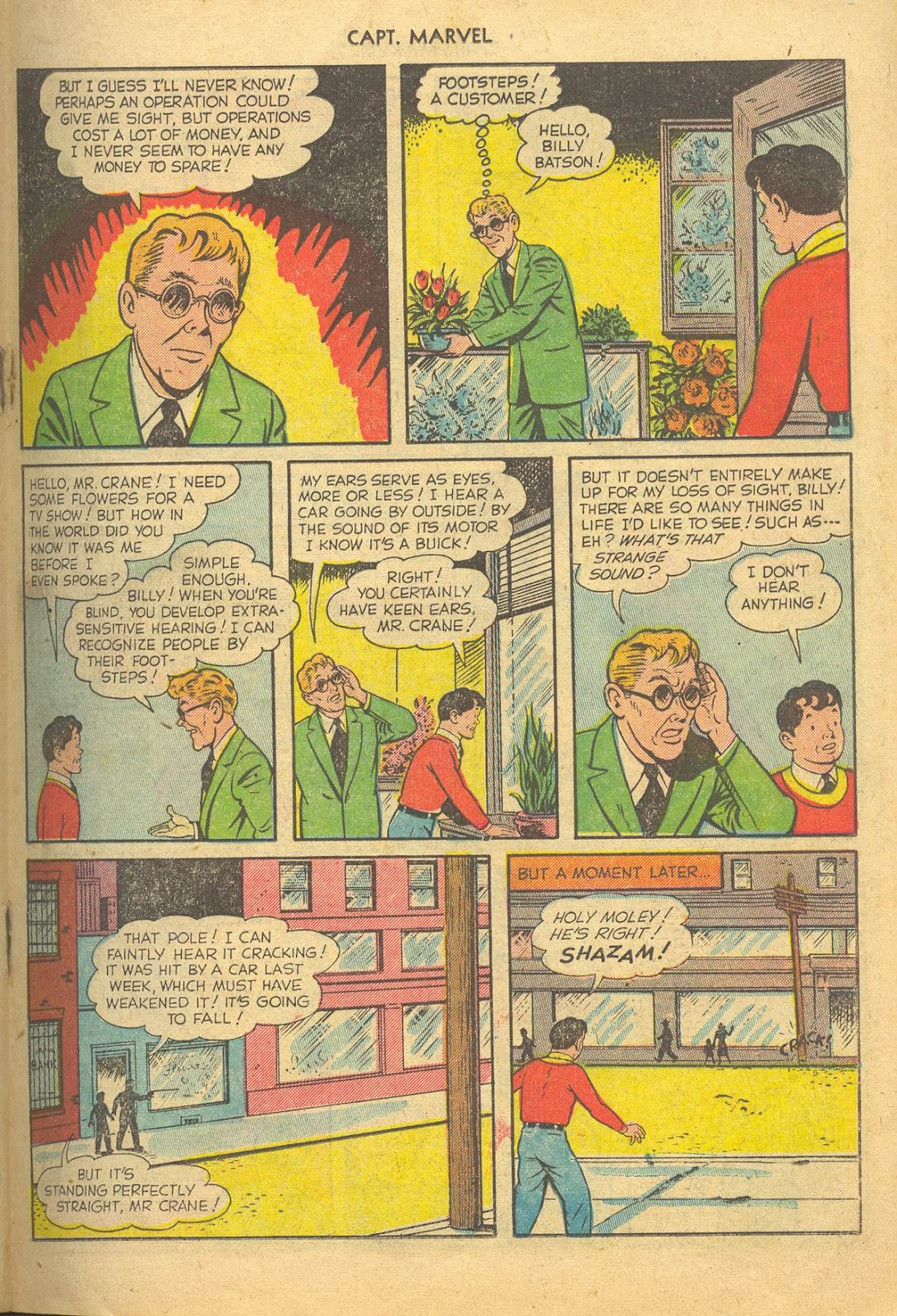 Captain Marvel Adventures issue 132 - Page 19