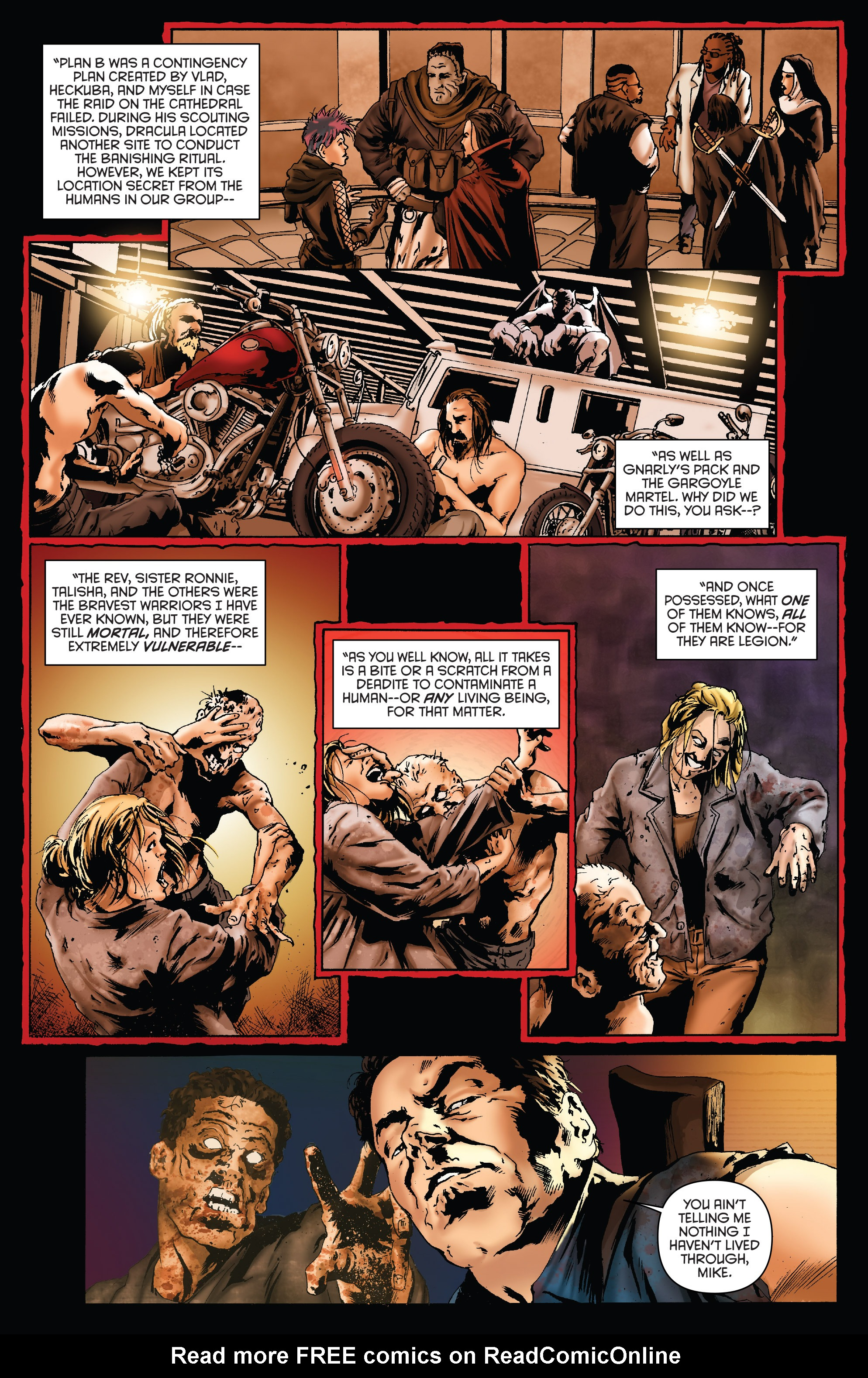 Read online Army of Darkness: Furious Road comic -  Issue #5 - 4