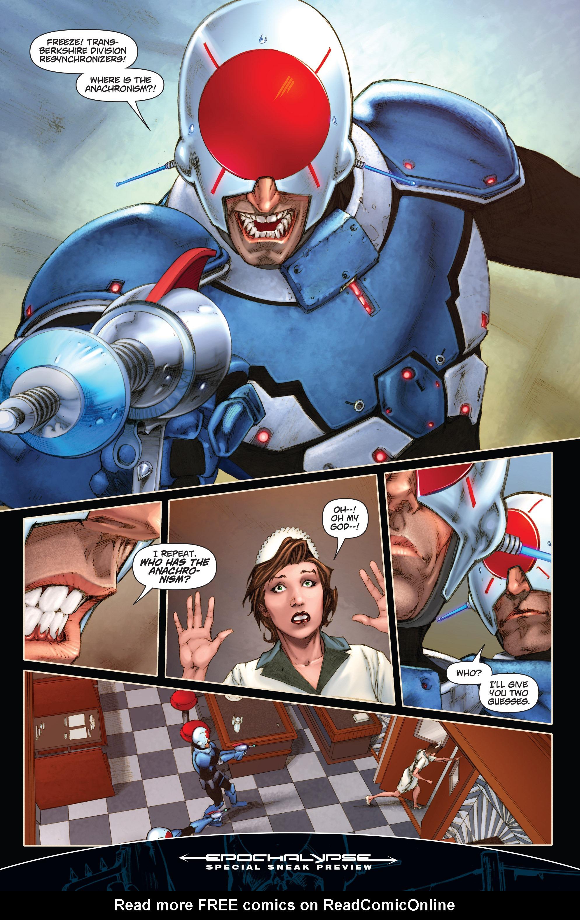 Read online Annihilator comic -  Issue #1 - 35