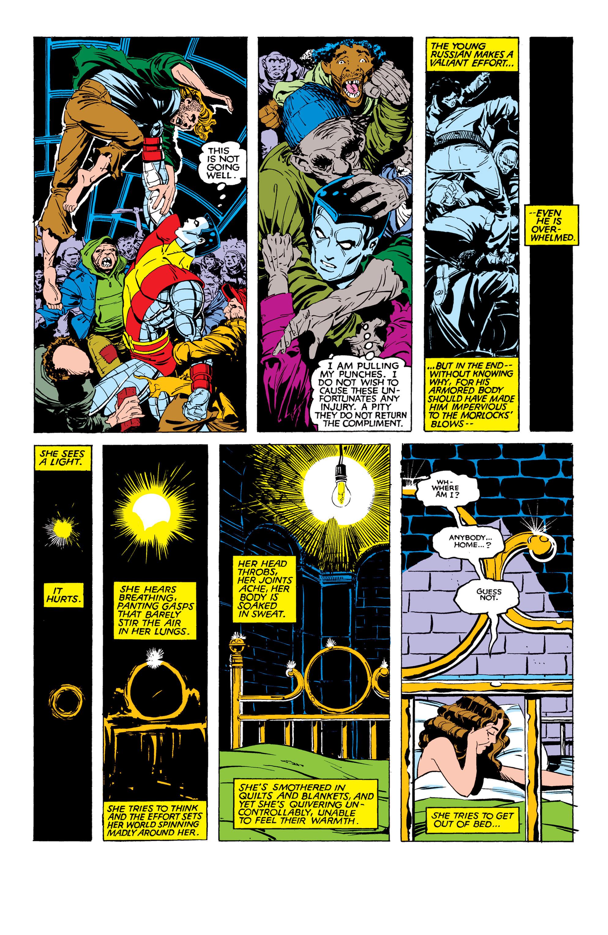 Read online Uncanny X-Men (1963) comic -  Issue #169 - 22