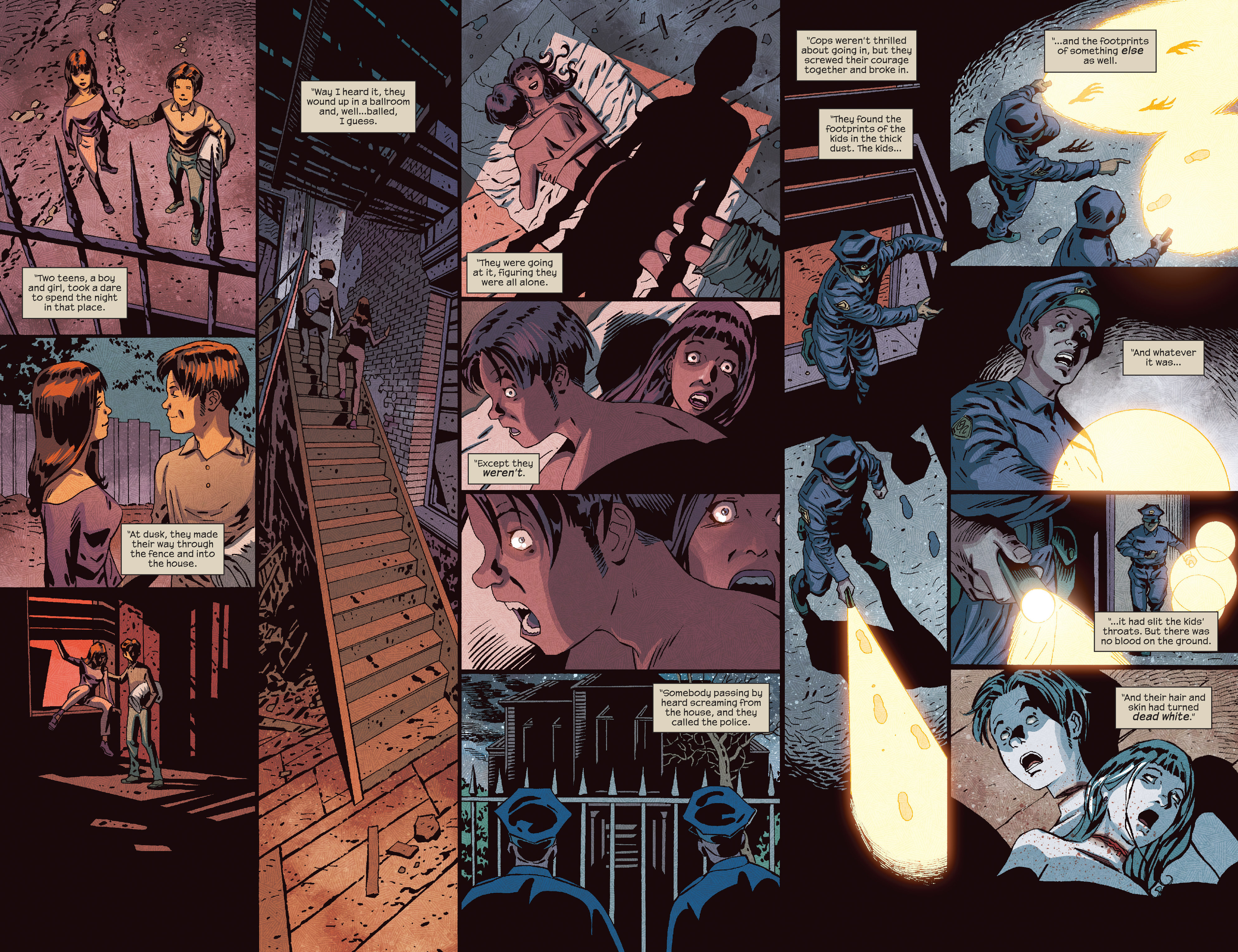 Read online Dark Tower: The Drawing of the Three - The Prisoner comic -  Issue #3 - 14