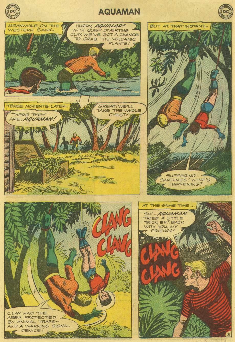 Read online Aquaman (1962) comic -  Issue #7 - 19