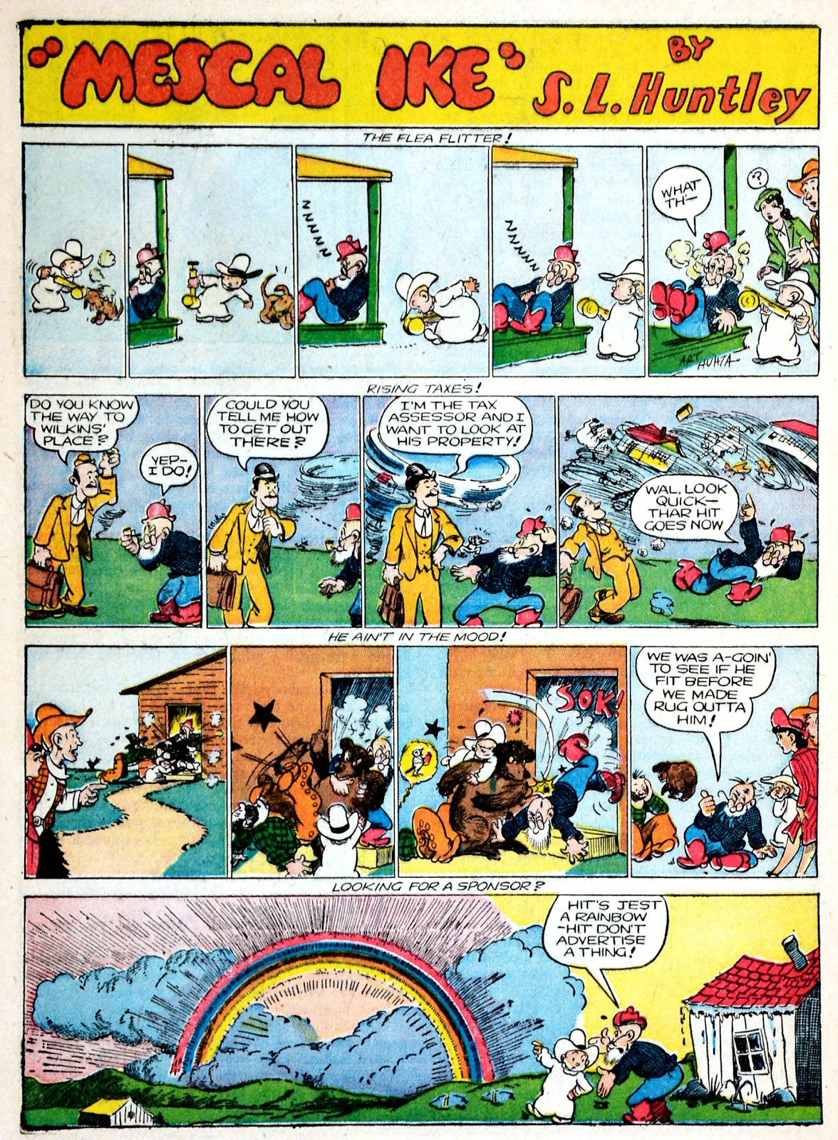 Read online Famous Funnies comic -  Issue #93 - 60