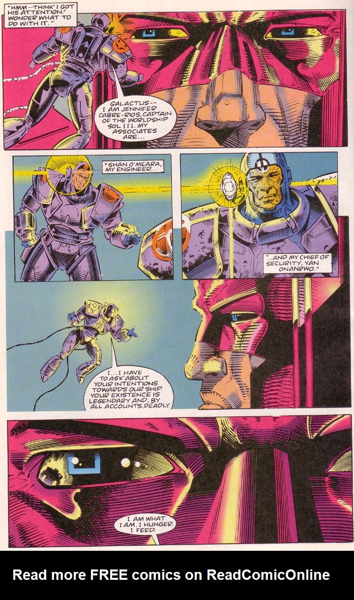 Read online Cyberspace 3000 comic -  Issue #2 - 4
