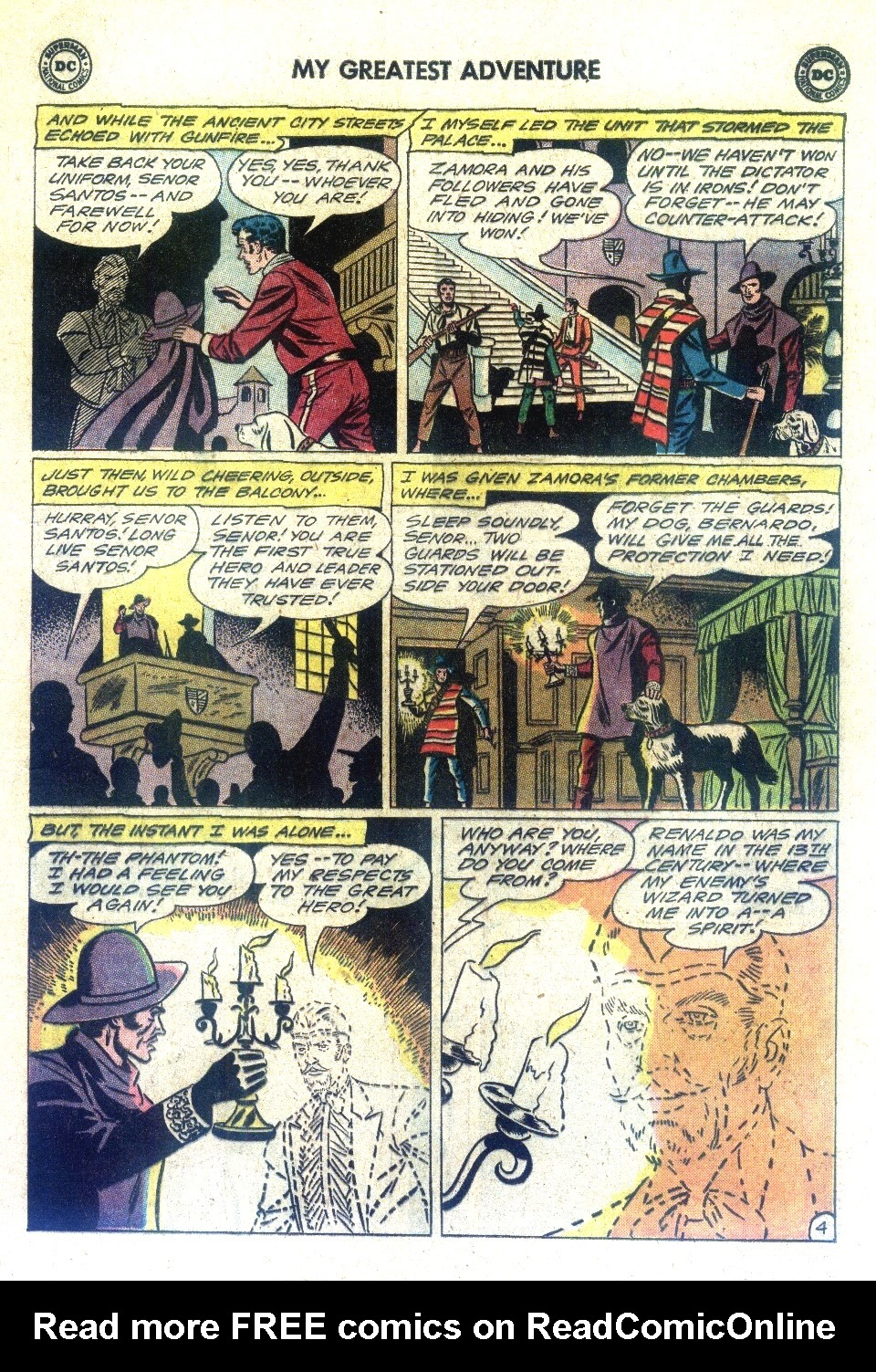My Greatest Adventure (1955) issue 67 - Page 17