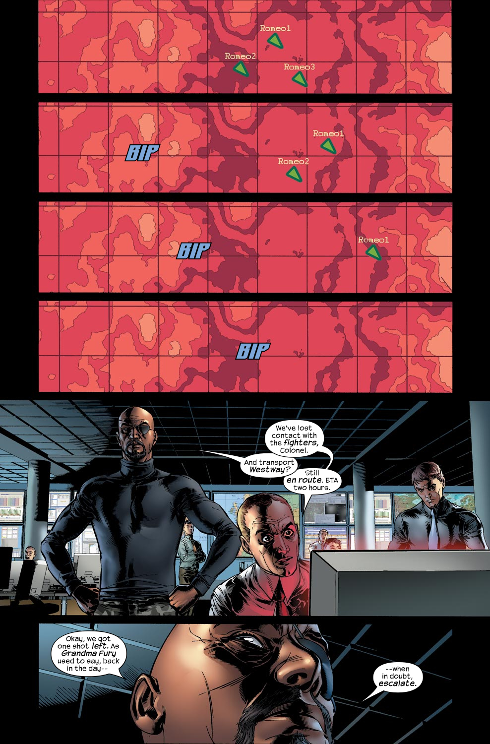 Read online Ultimate Vision comic -  Issue #4 - 10